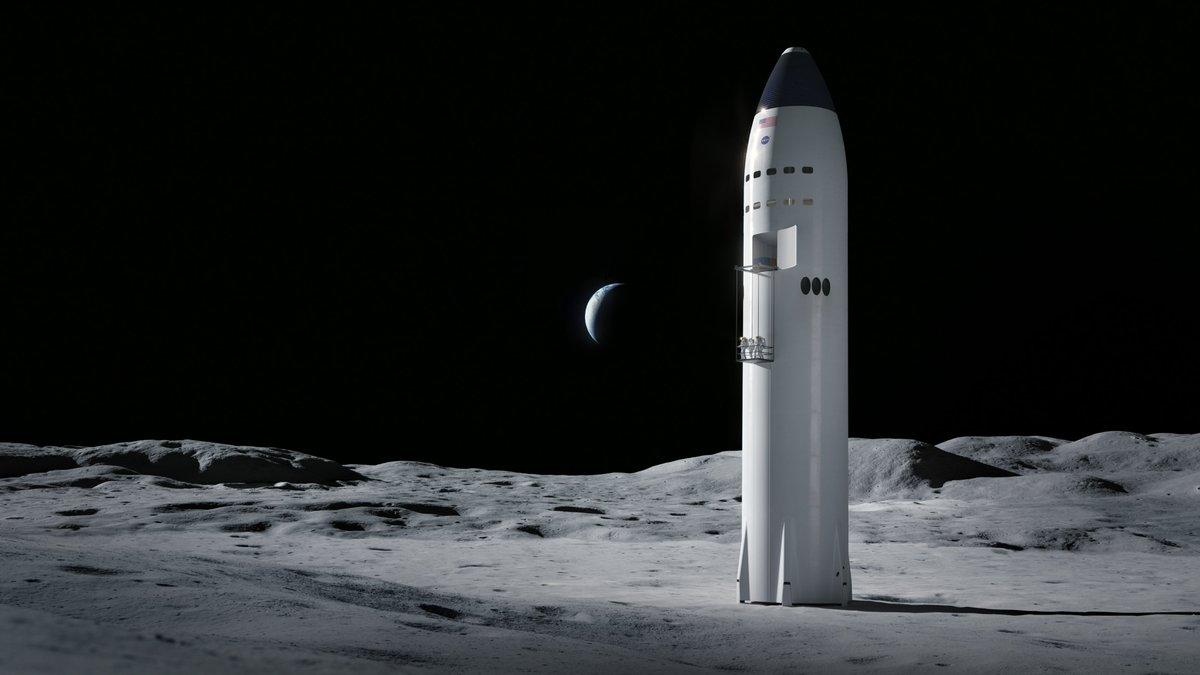 [Artemis] HLS - SpaceX - Moon Starship 11431