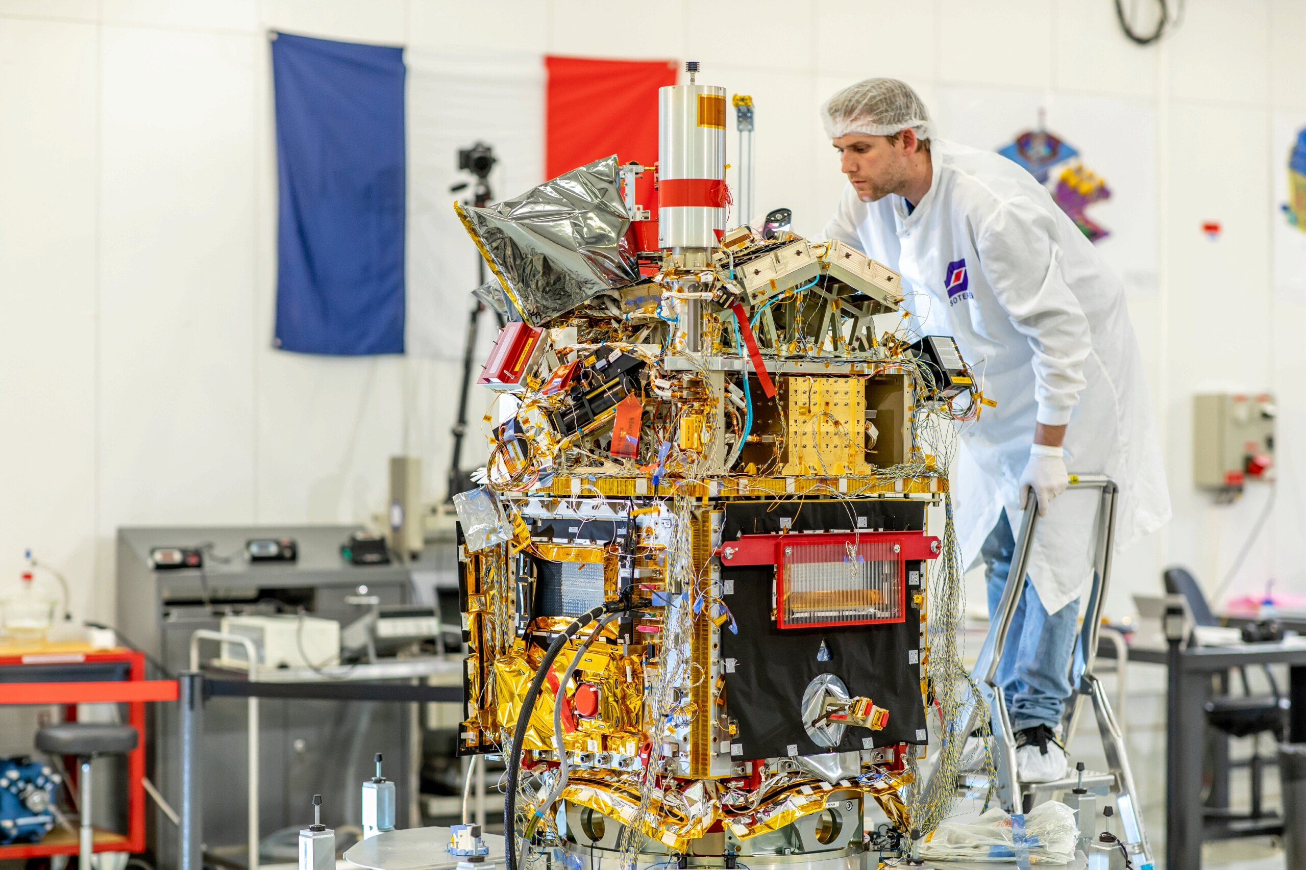 Vega VV17 (SEOSat-Ingenio & Taranis) - CSG - 17.11.2020 - Echec ! 11488