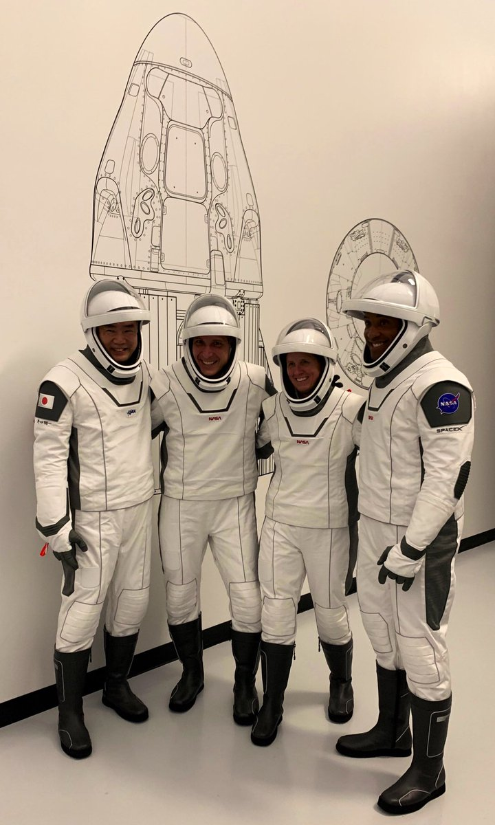 Falcon 9 (Crew Dragon USCV-1) - KSC - 16.11.2020 - Page 2 11489
