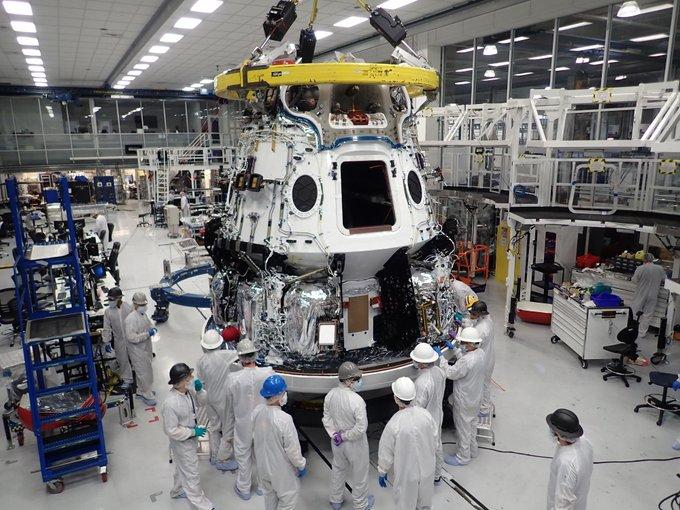 Falcon 9 (Dragon CRS-21) - KSC - 6.12.2020 11496