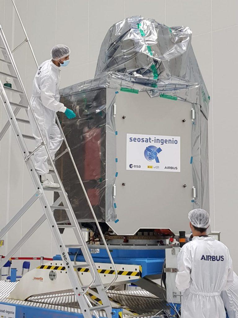 Vega VV17 (SEOSat-Ingenio & Taranis) - CSG - 17.11.2020 - Echec ! 11504
