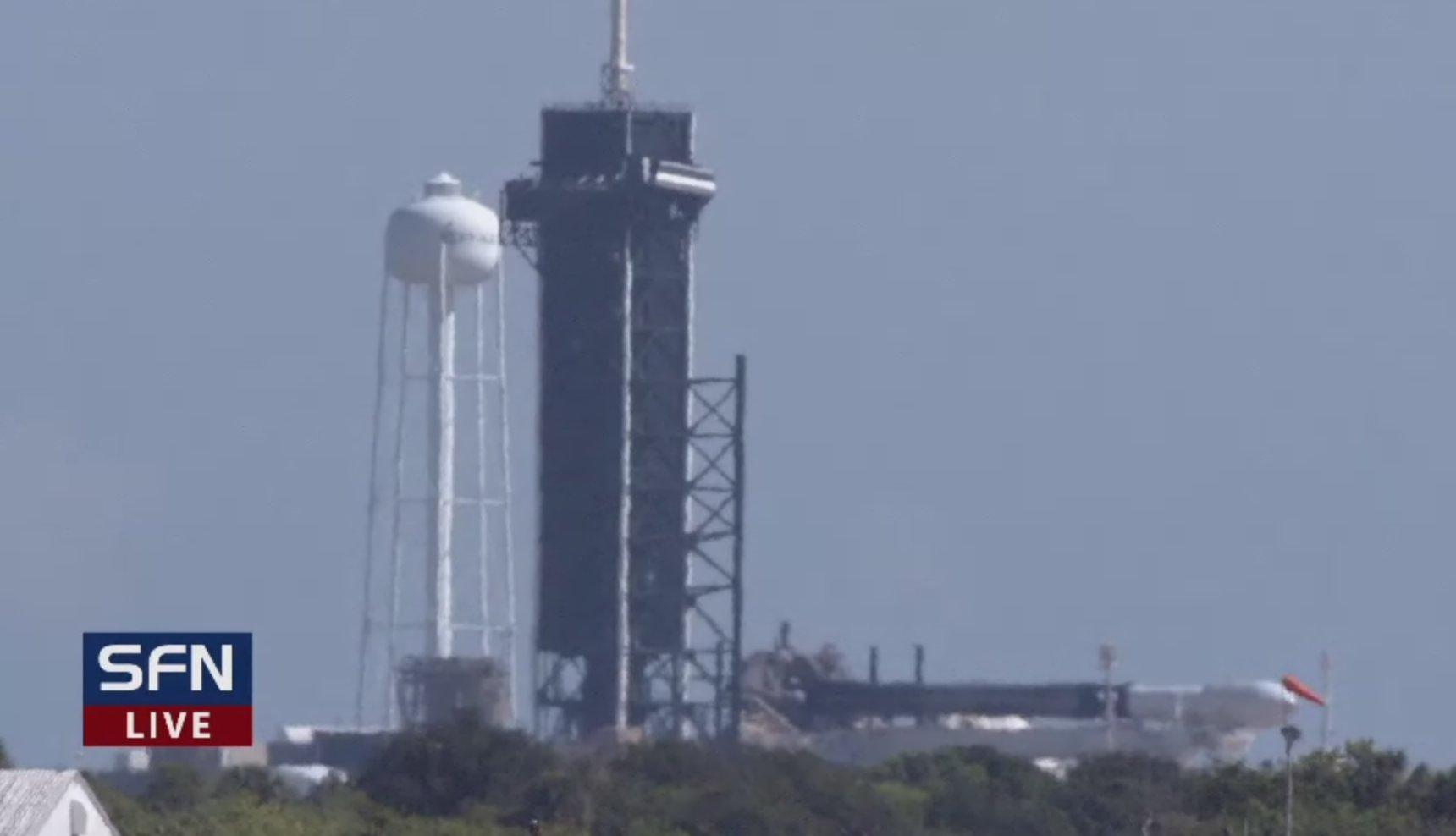 Falcon 9 (Starlink v1.0 L13) - KSC - 18.10.2020 [succès] 11517