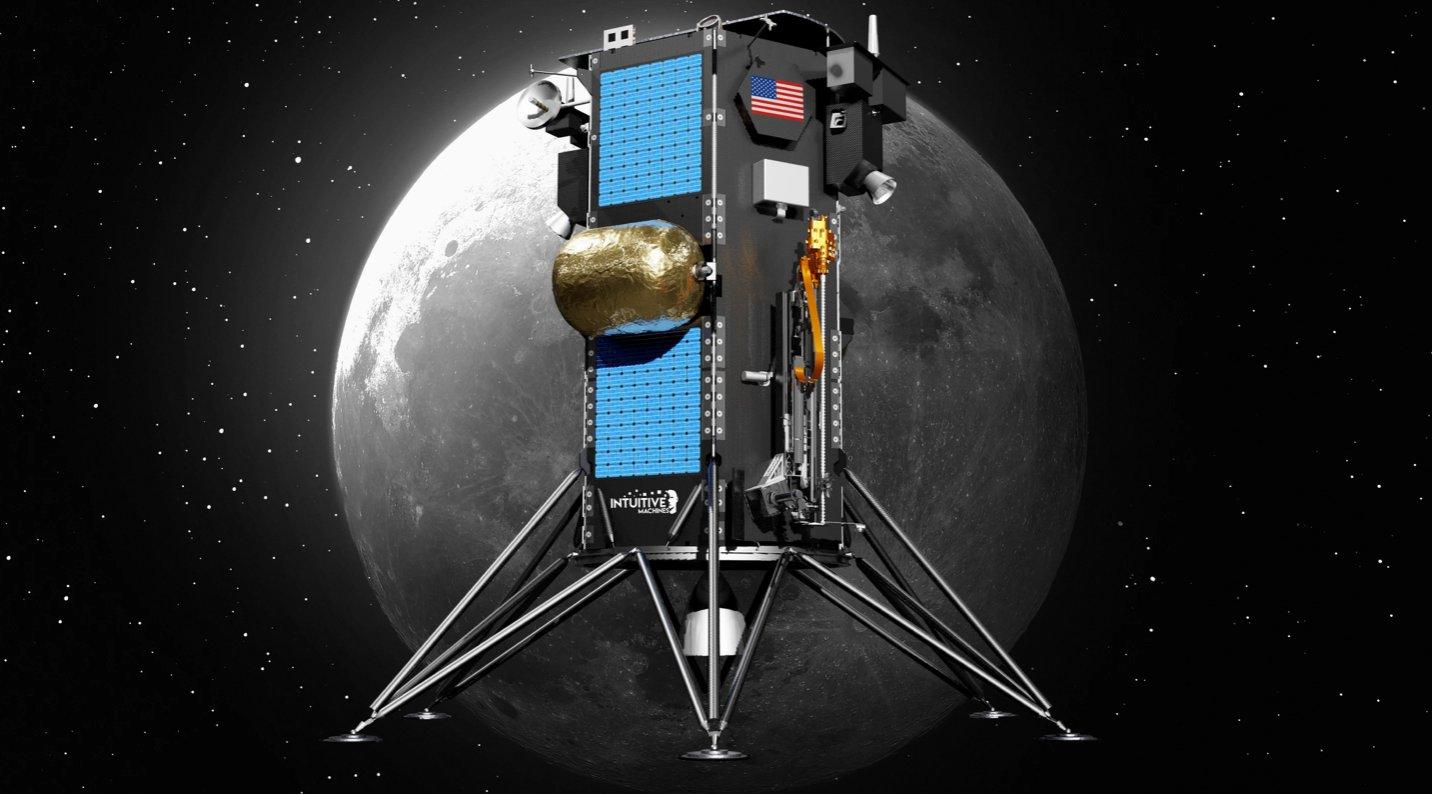 PRIME-1 : Mission de forage lunaire d'Intuitive Machines - Fin 2022 11518