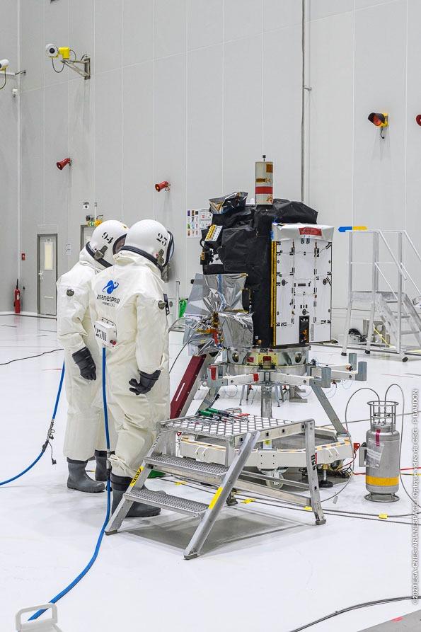Vega VV17 (SEOSat-Ingenio & Taranis) - CSG - 17.11.2020 - Echec ! 11519
