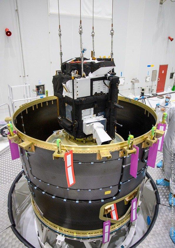Vega VV17 (SEOSat-Ingenio & Taranis) - CSG - 17.11.2020 - Echec ! 11533