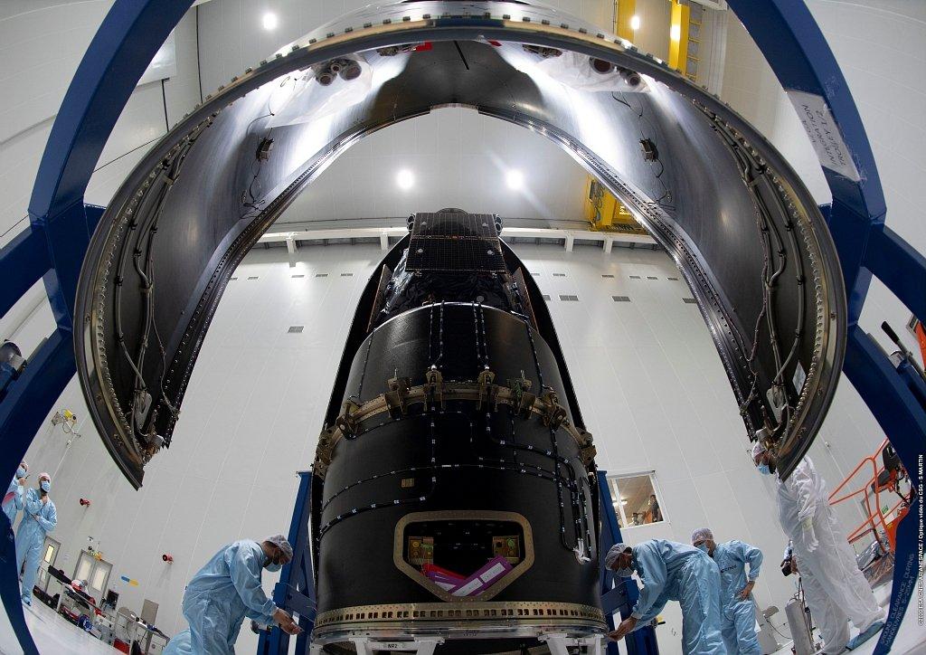 Vega VV17 (SEOSat-Ingenio & Taranis) - CSG - 17.11.2020 - Echec ! 11556