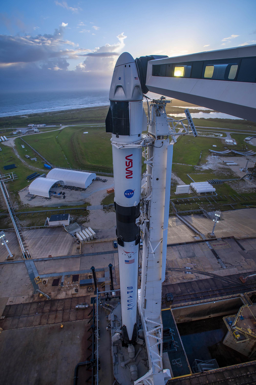 Falcon 9 (Crew Dragon USCV-1) - KSC - 16.11.2020 - Page 4 11558