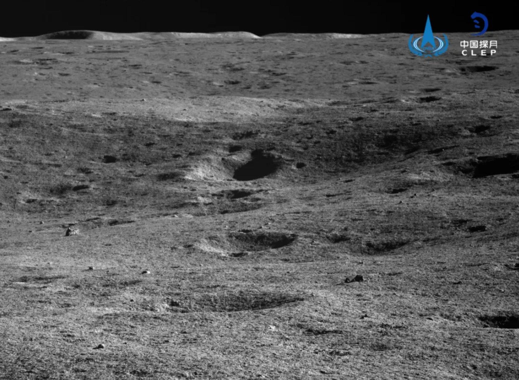 Chang'e 4 - Mission sur la face cachée de la Lune (rover Yutu 2) - Page 16 11600