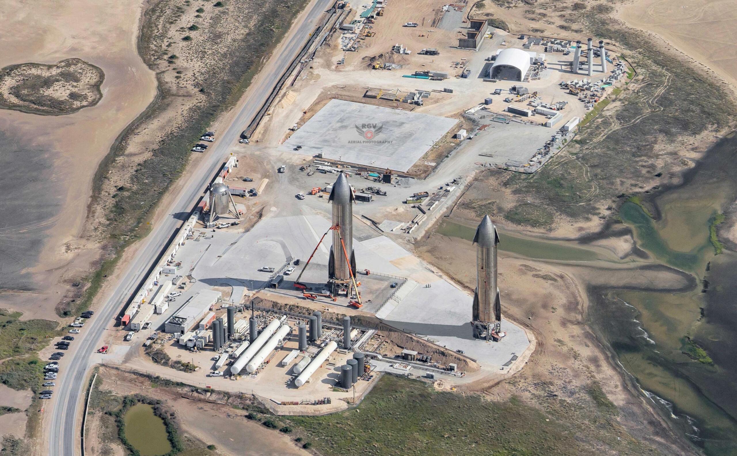 Site de lancement de Boca Chica au Texas - Page 21 11624