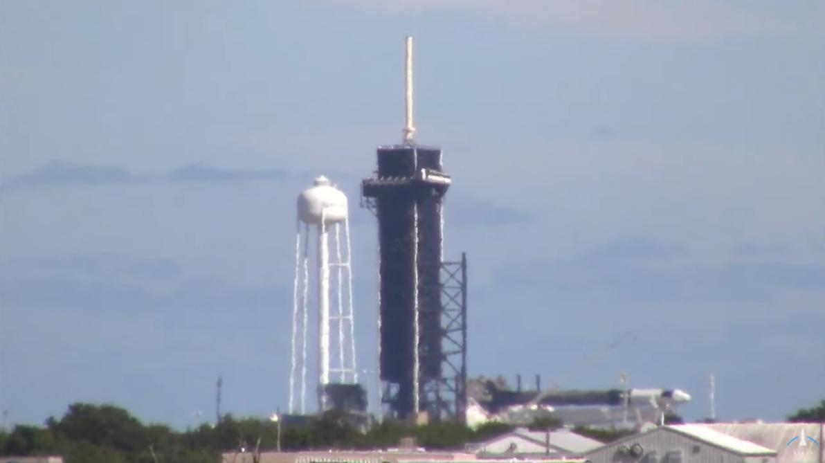 Falcon 9 (Dragon CRS-21) - KSC - 6.12.2020 11633