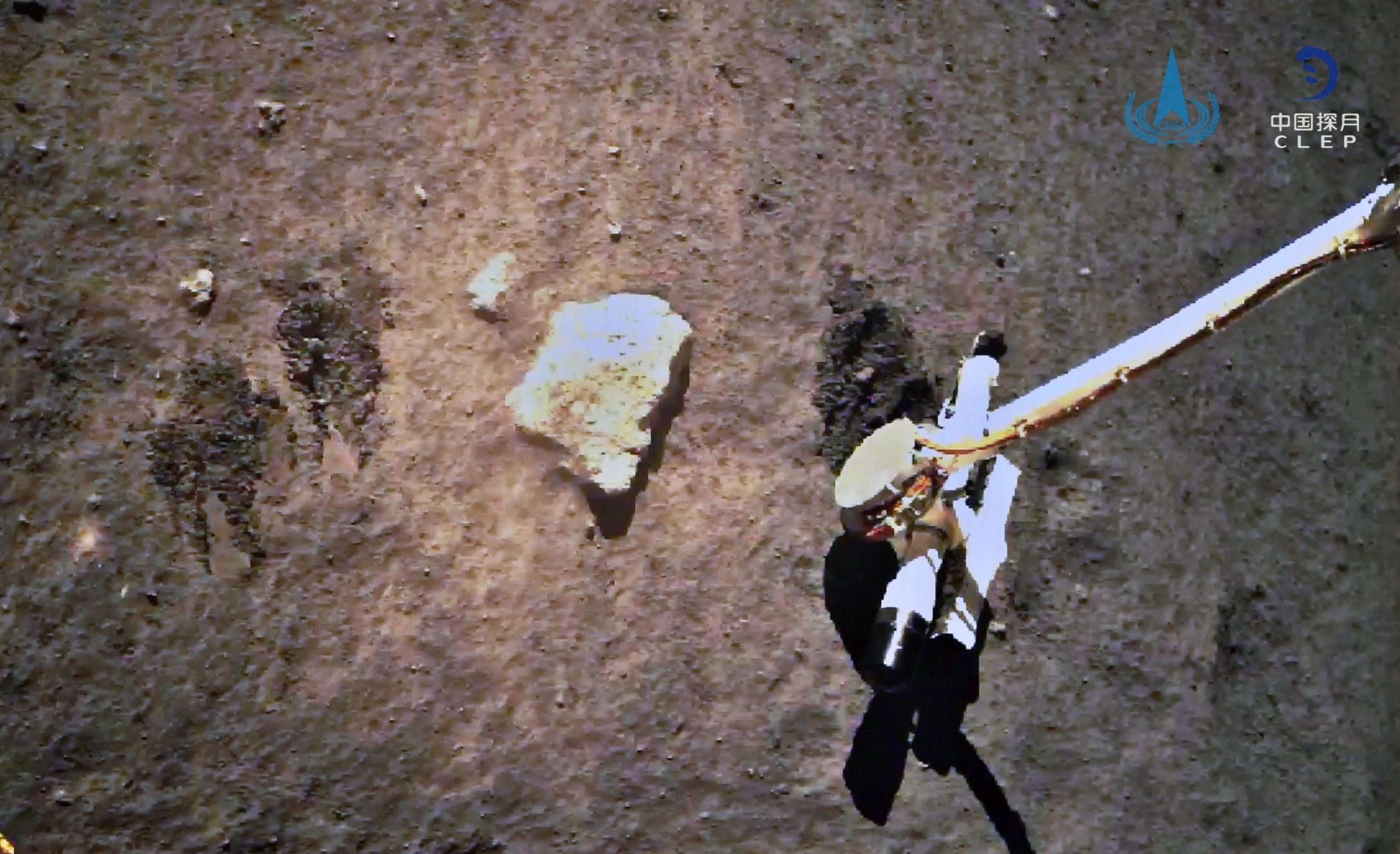 Suivi de la mission lunaire Chang'e-5 - Page 5 11637