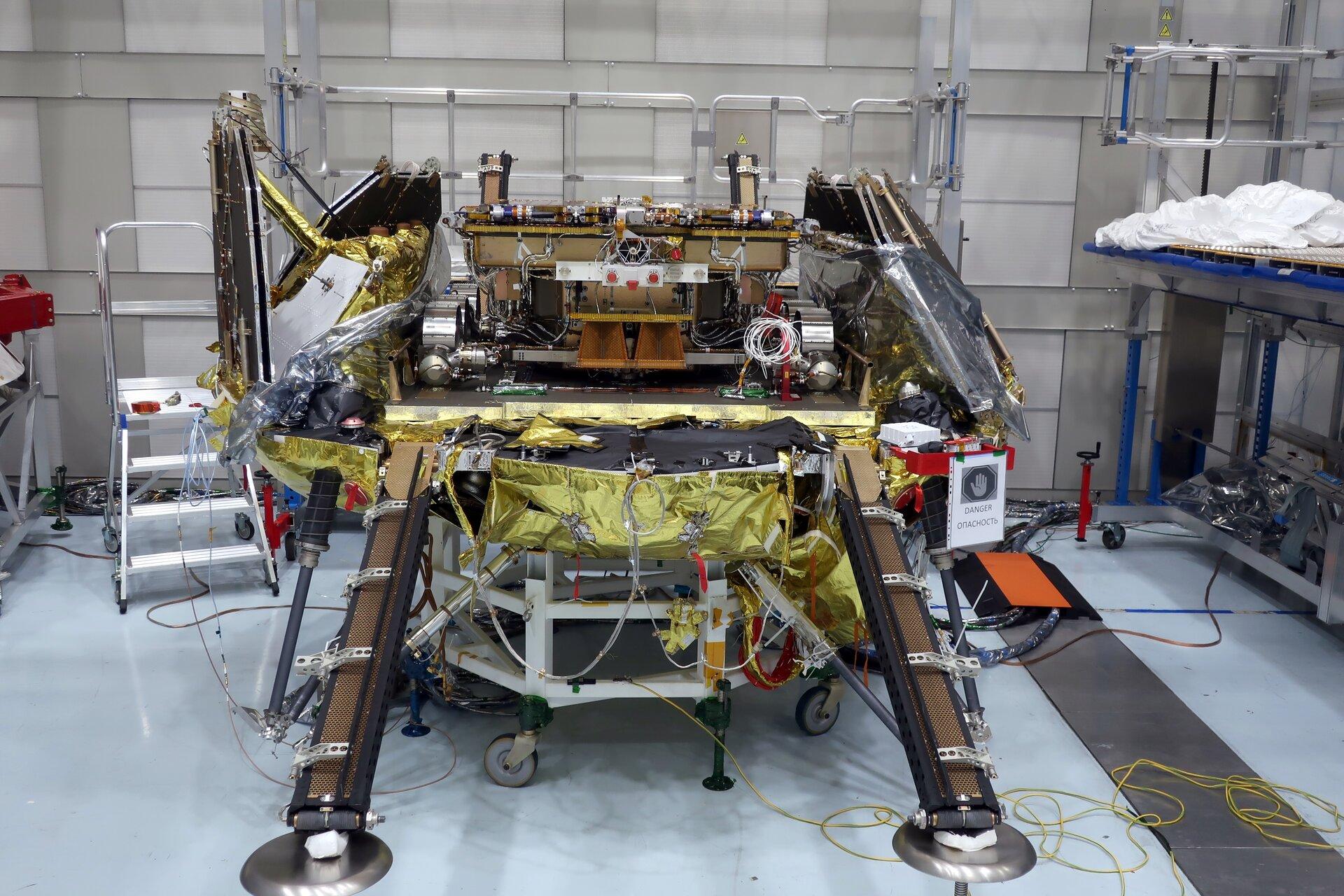 ExoMars - 2022 - Préparation de la mission (Rosalind Franklin) - Page 15 11648