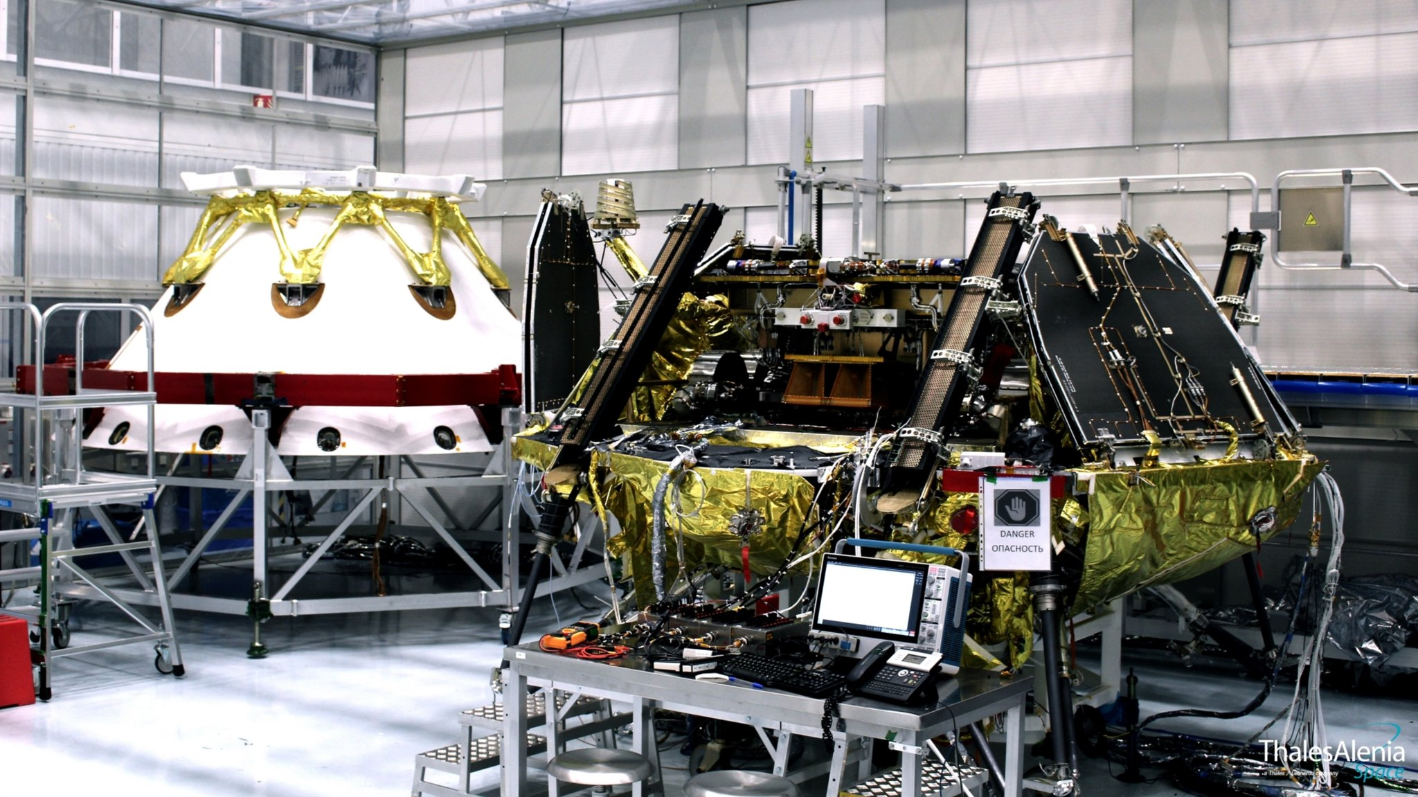 ExoMars - 2022 - Préparation de la mission (Rosalind Franklin) - Page 15 11649