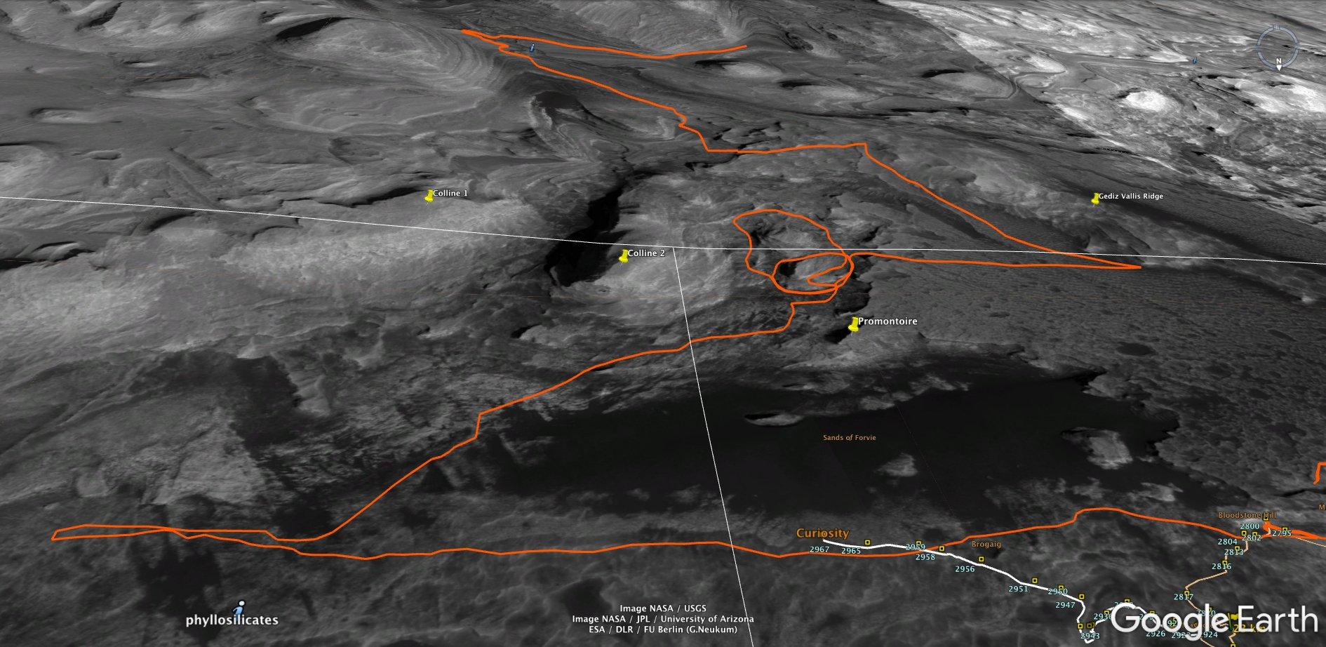 [Curiosity/MSL] L'exploration du cratère Gale (3/3) - Page 6 11667