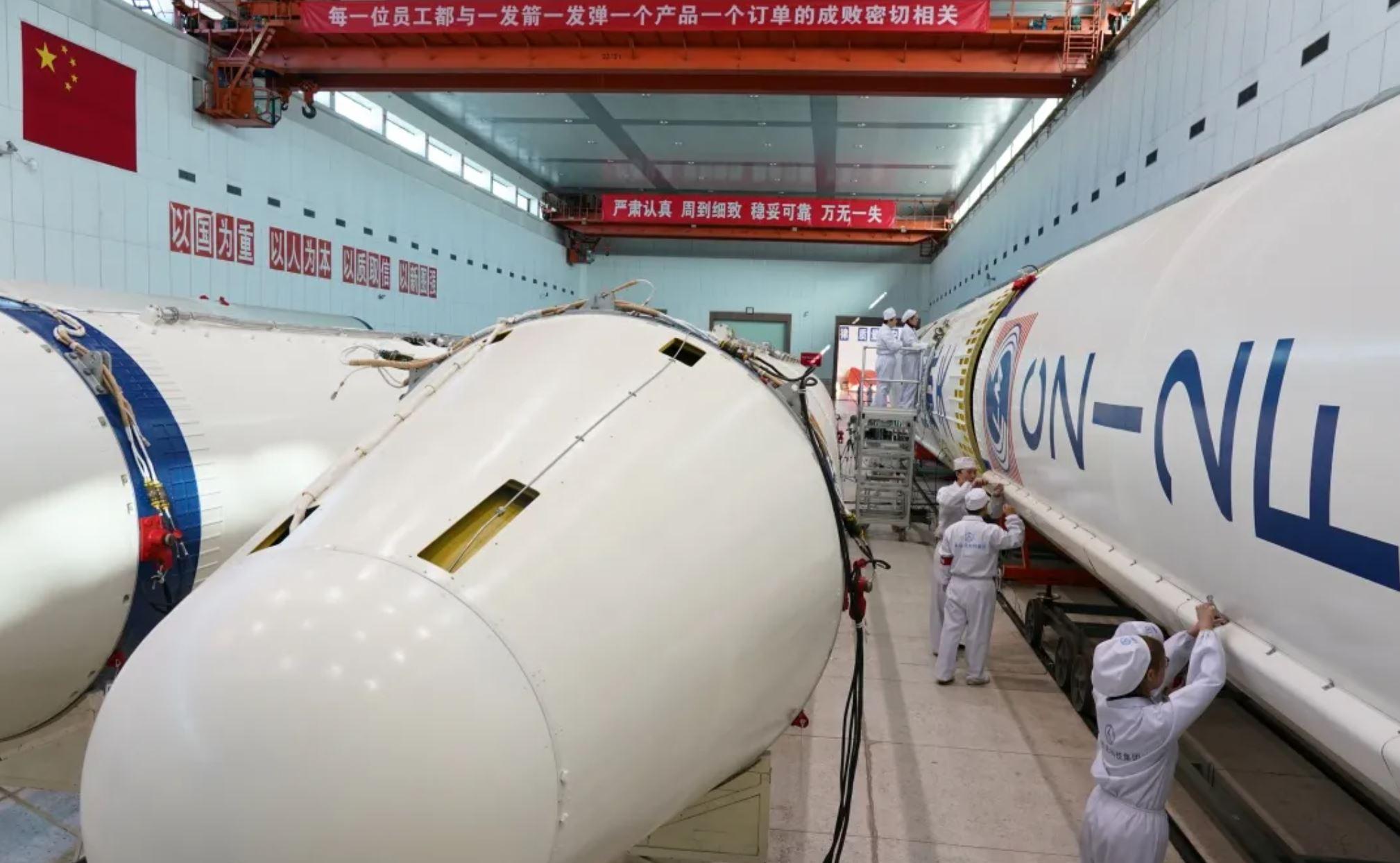 CZ-2F (Shenzhou-12) - JSLC - 12.6.2021 11696