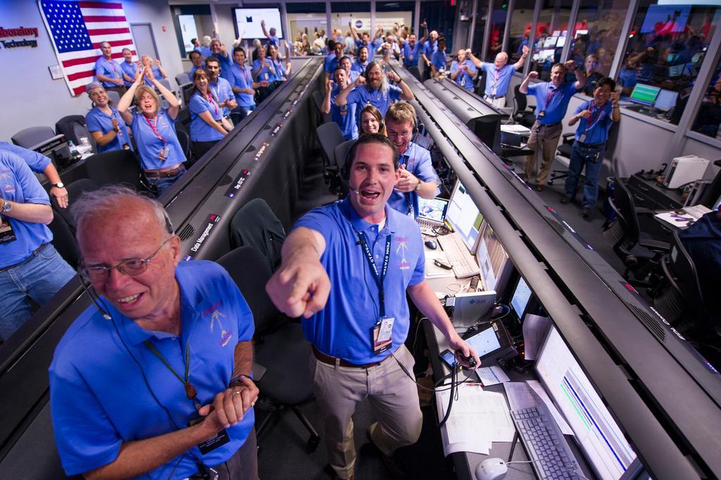 Le JPL à 360° 11712