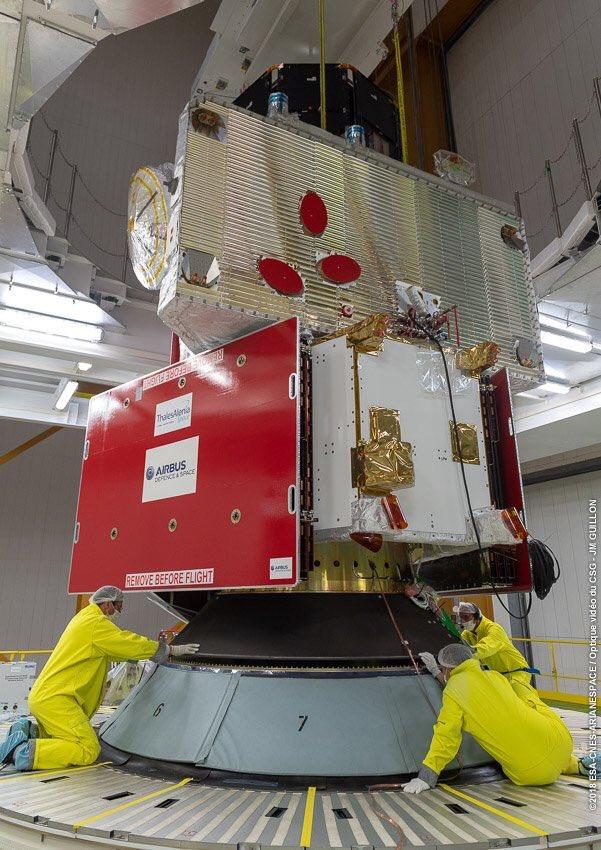 Ariane 5 ECA VA245 (BepiColombo) - 20.10.2018  1174
