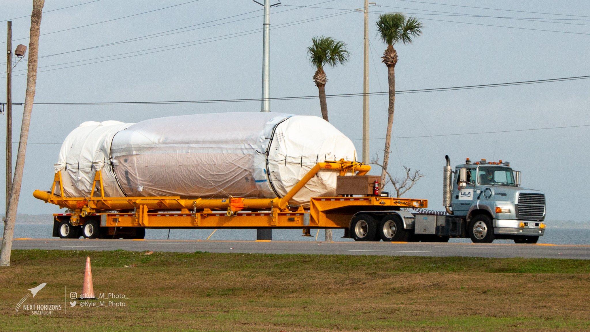 Atlas V 551 (STP-3) - CCSFS - 2021 11777
