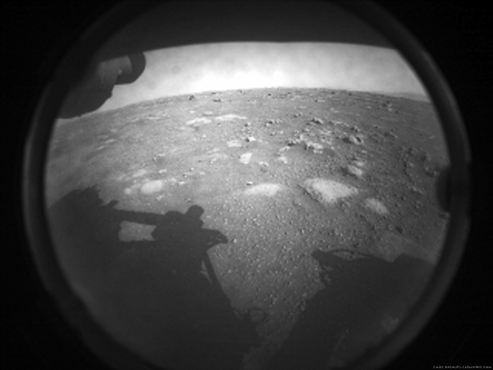 Mars 2020 (Perseverance) : exploration du cratère Jezero 11783