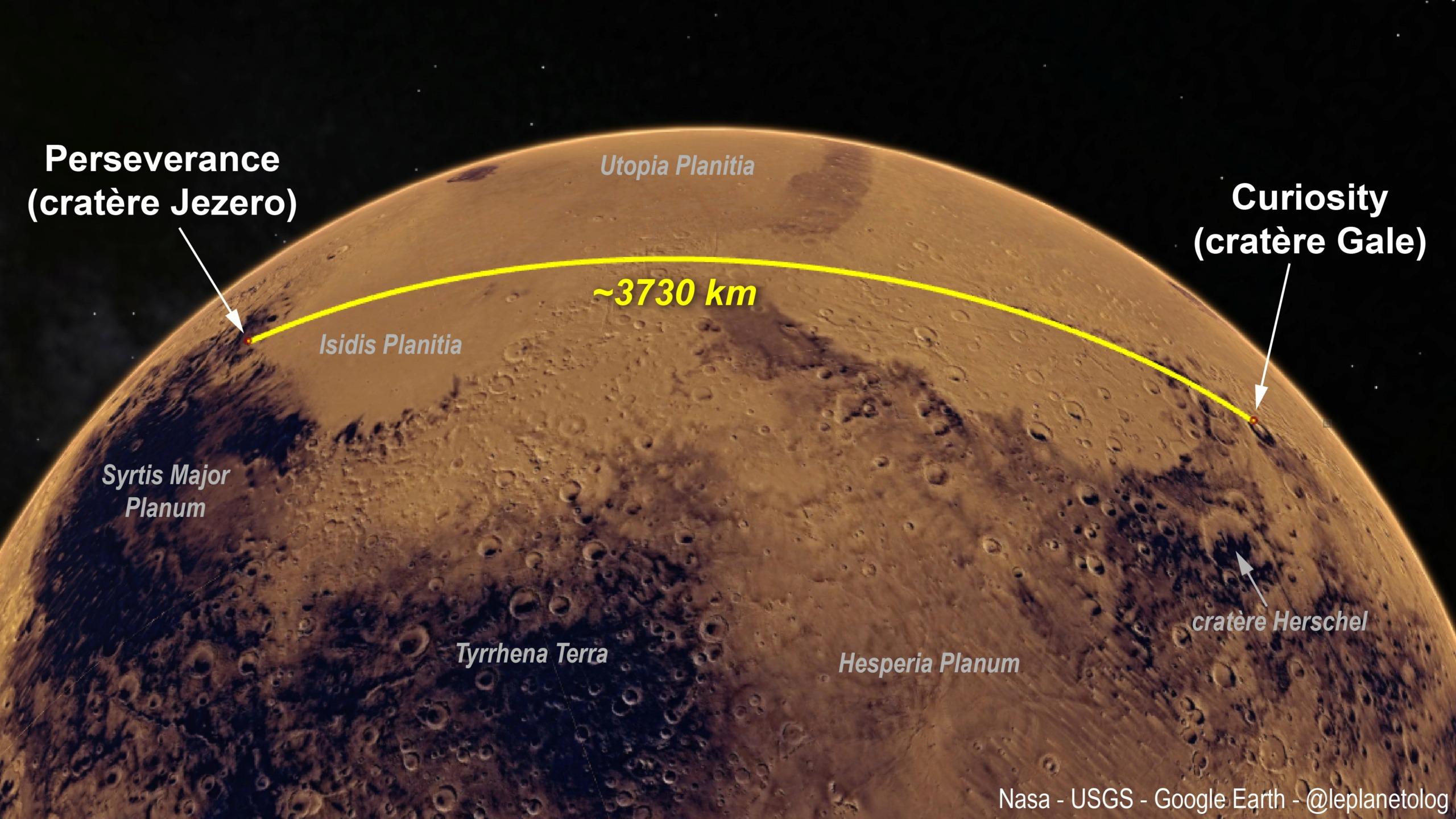 Mars 2020 (Perseverance - Ingenuity) : exploration du cratère Jezero - Page 2 11803