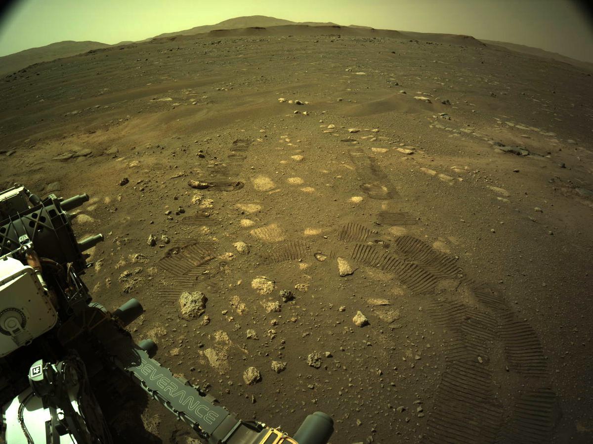 Mars 2020 (Perseverance - Ingenuity) : exploration du cratère Jezero - Page 4 11814
