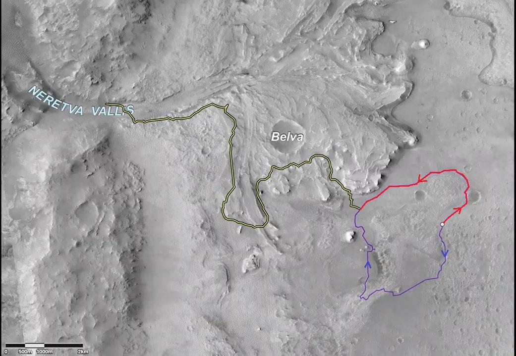 Mars 2020 (Perseverance - Ingenuity) : exploration du cratère Jezero - Page 4 11817