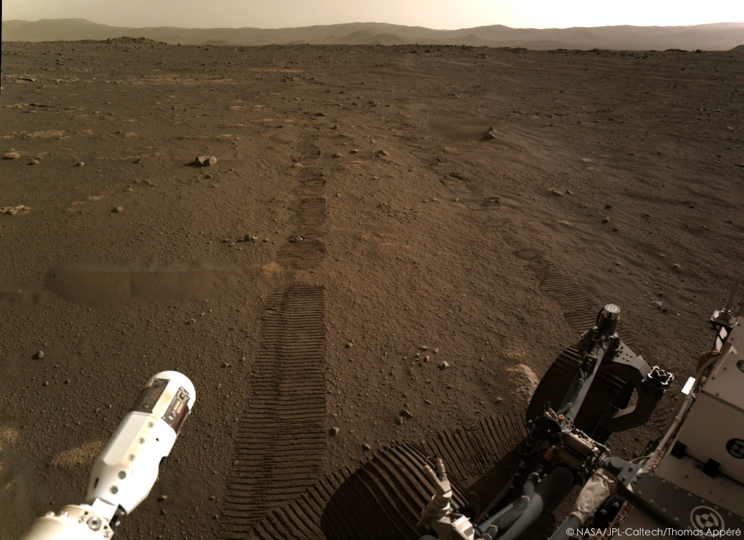 Mars 2020 (Perseverance - Ingenuity) : exploration du cratère Jezero - Page 4 11823
