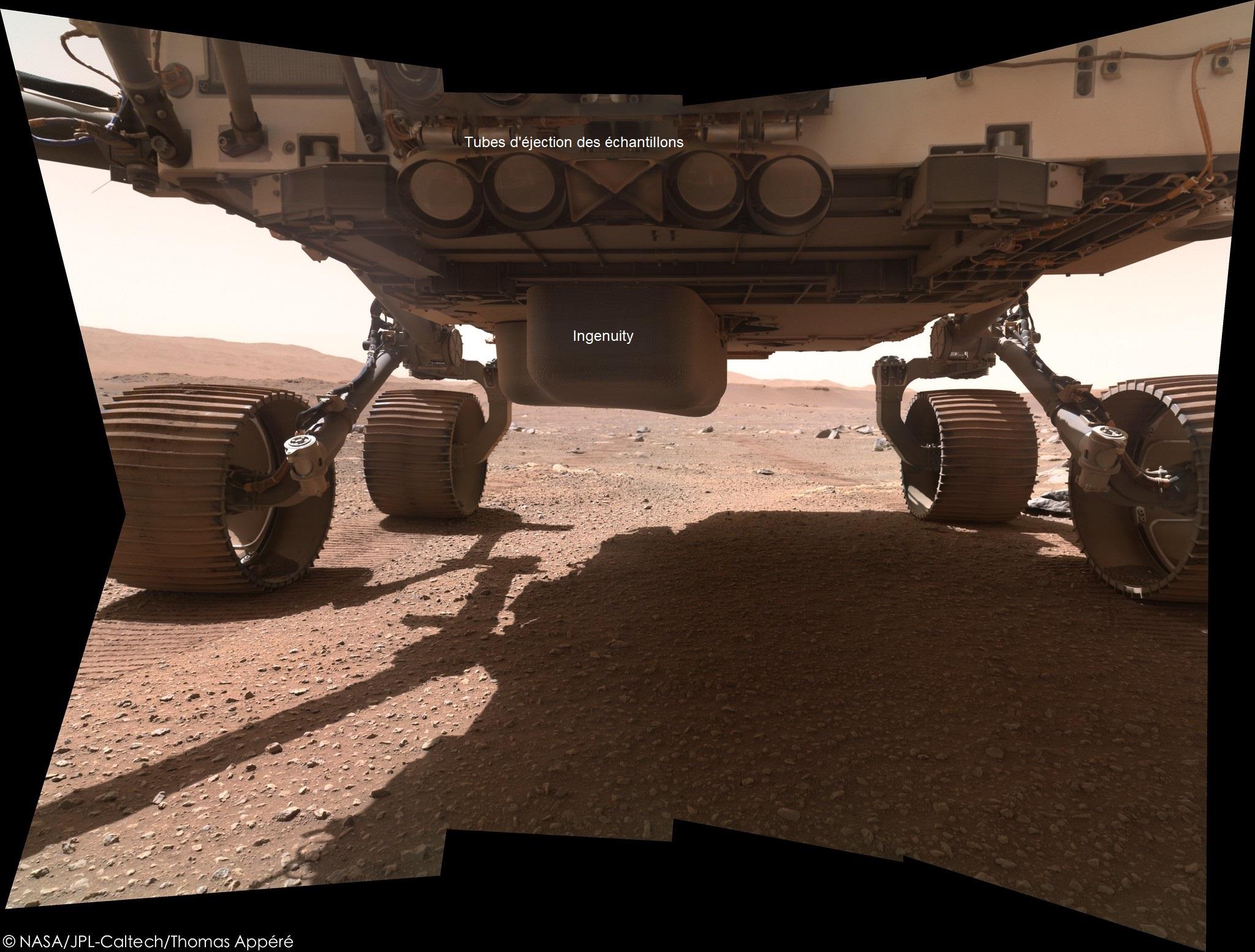 Mars 2020 (Perseverance - Ingenuity) : exploration du cratère Jezero - Page 5 11846