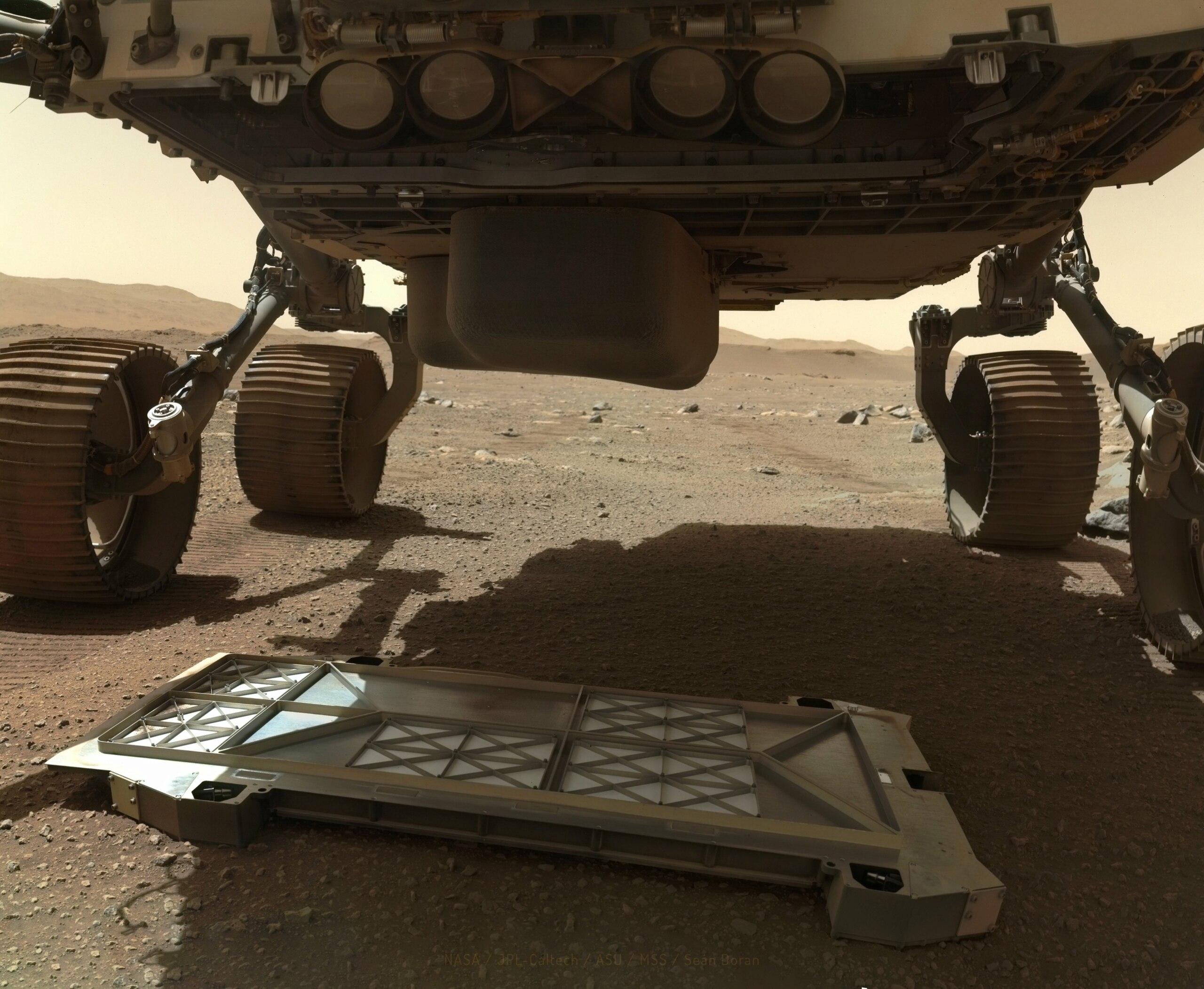 Mars 2020 (Perseverance) : exploration du cratère Jezero - Page 6 11847