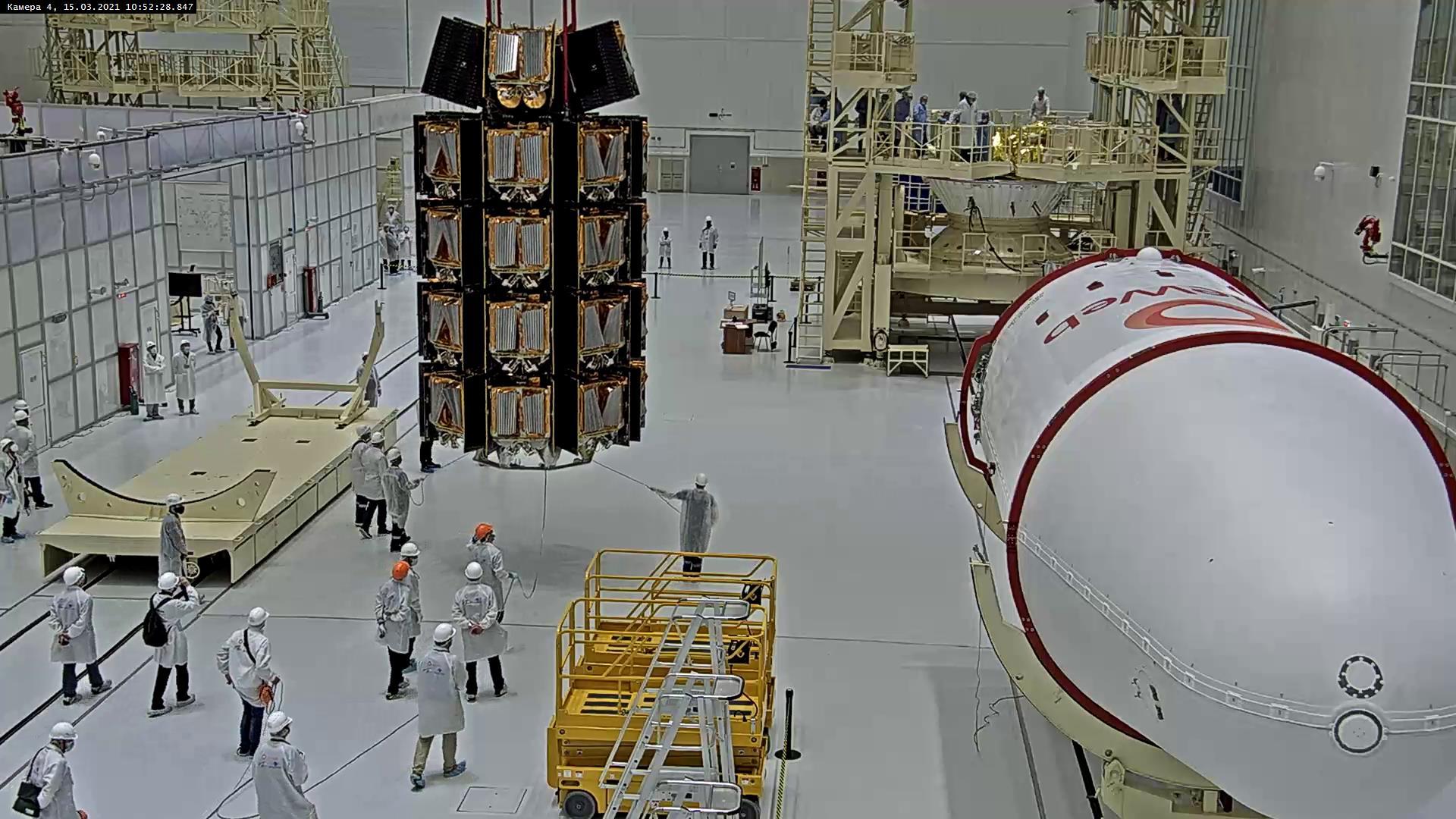 Soyouz-2.1b (36 OneWeb) - Vos - 25.3.2021 11853