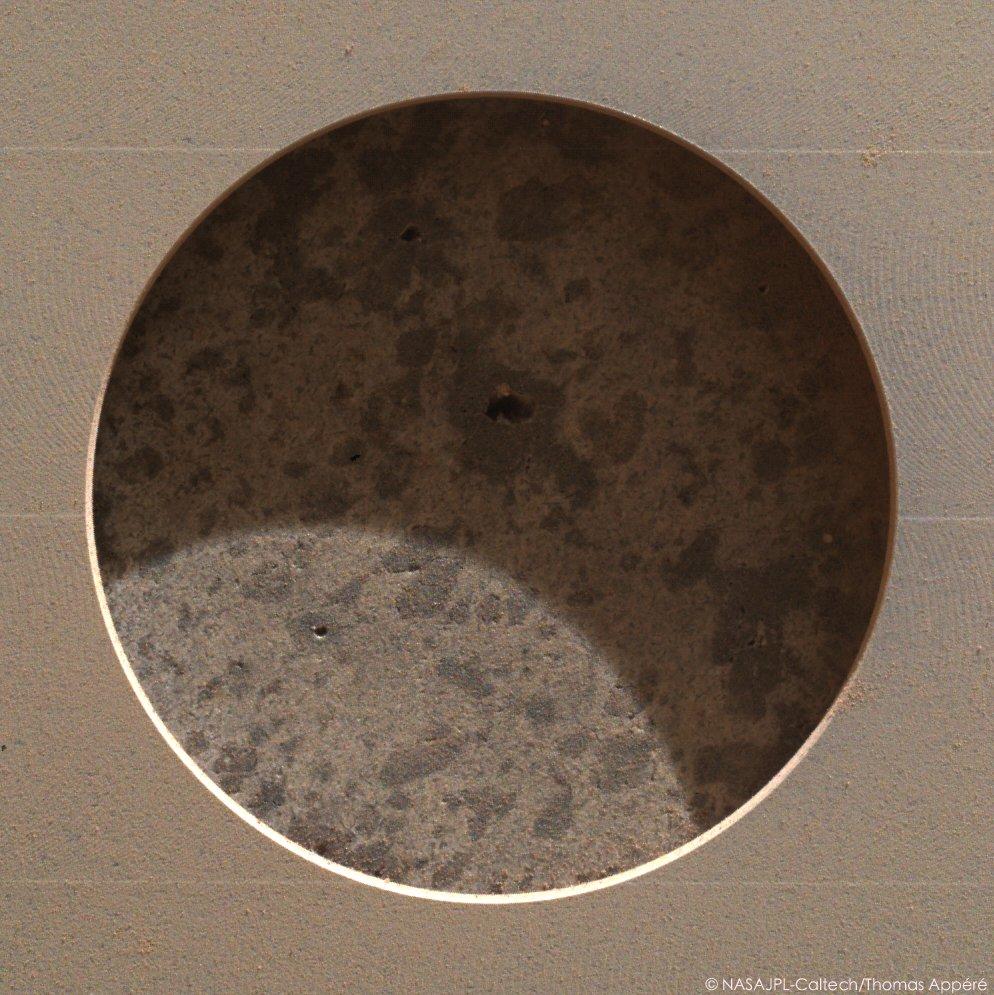 Mars 2020 (Perseverance) : exploration du cratère Jezero - Page 6 11857