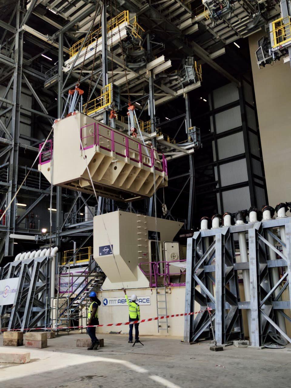 ELA-4 d'Ariane 6 - Suivi de la construction - Page 7 11863