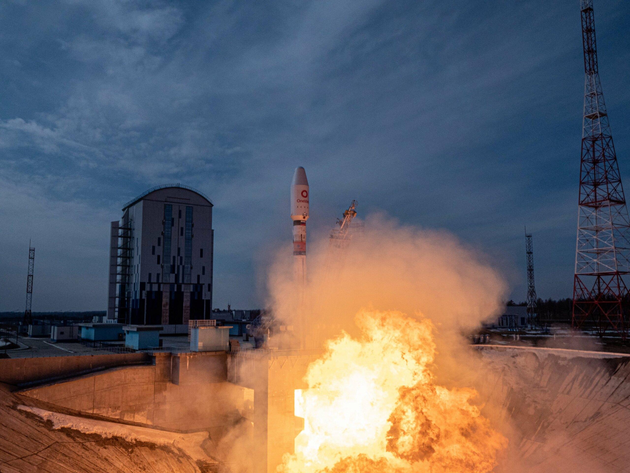 Soyouz-2.1b (36 OneWeb) - Vos - 25.3.2021 11864