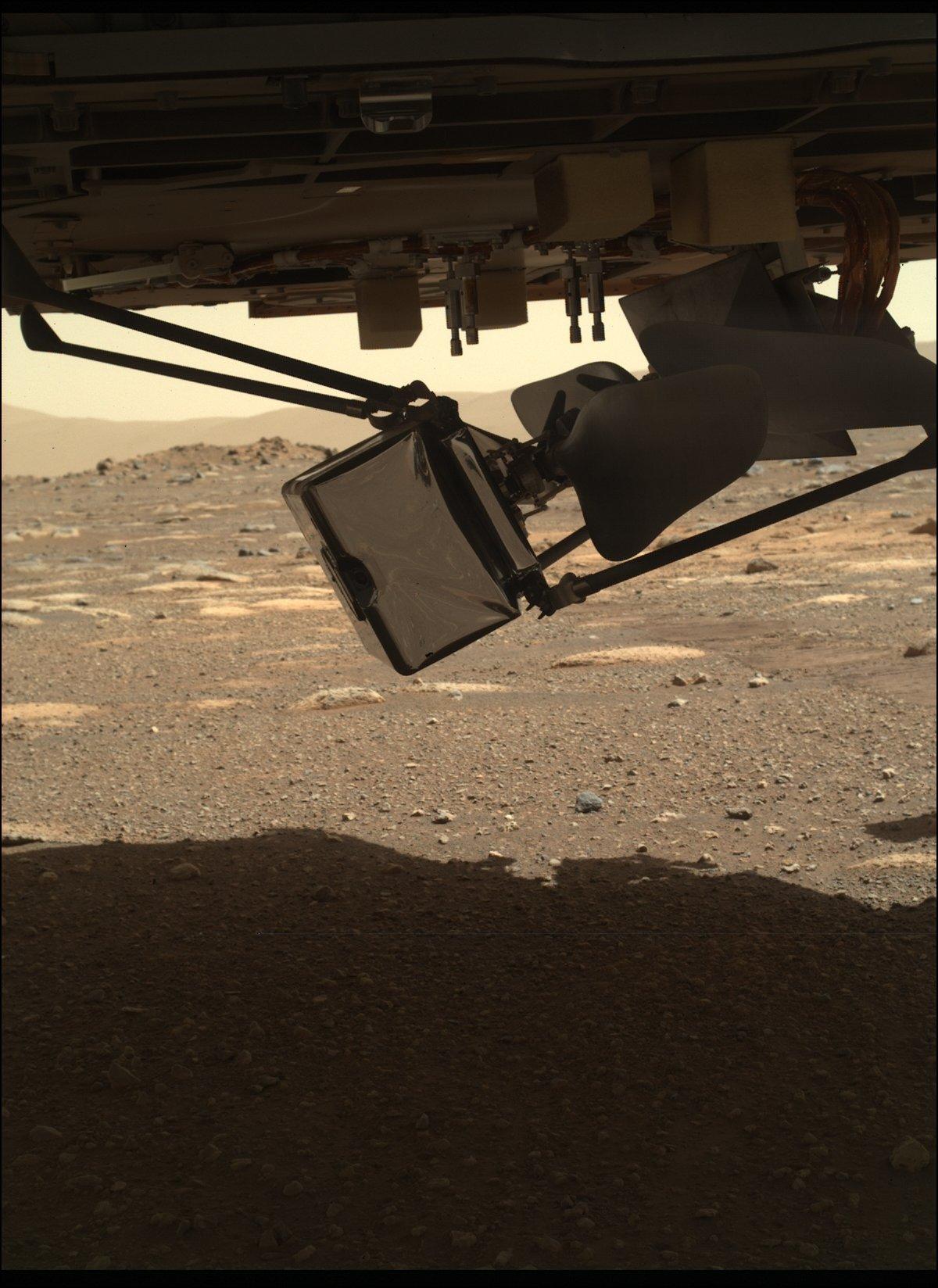 Mars 2020 (Perseverance) : exploration du cratère Jezero - Page 7 11867