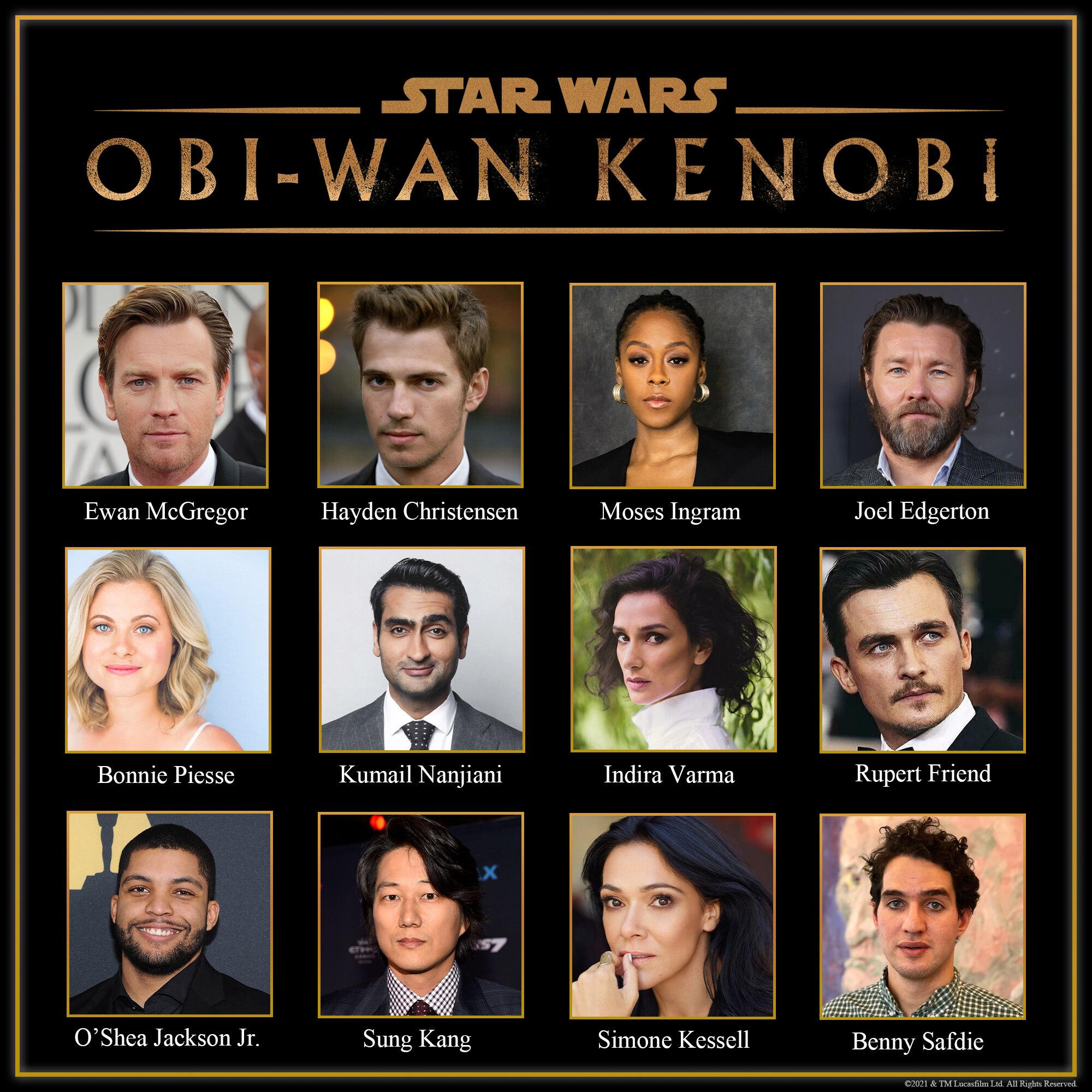 [Film] Star Wars - 3eme Spin off: Obi Wan Kenobi 11868