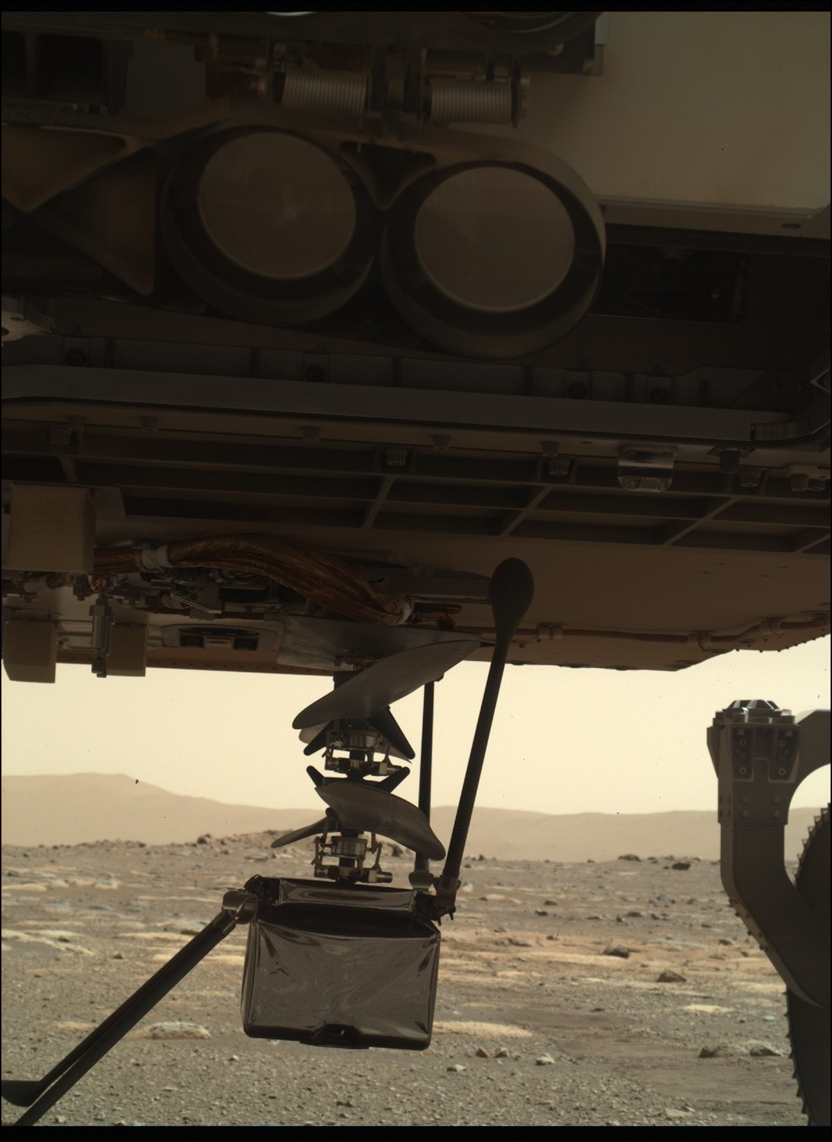 Mars 2020 (Perseverance) : exploration du cratère Jezero - Page 7 11869