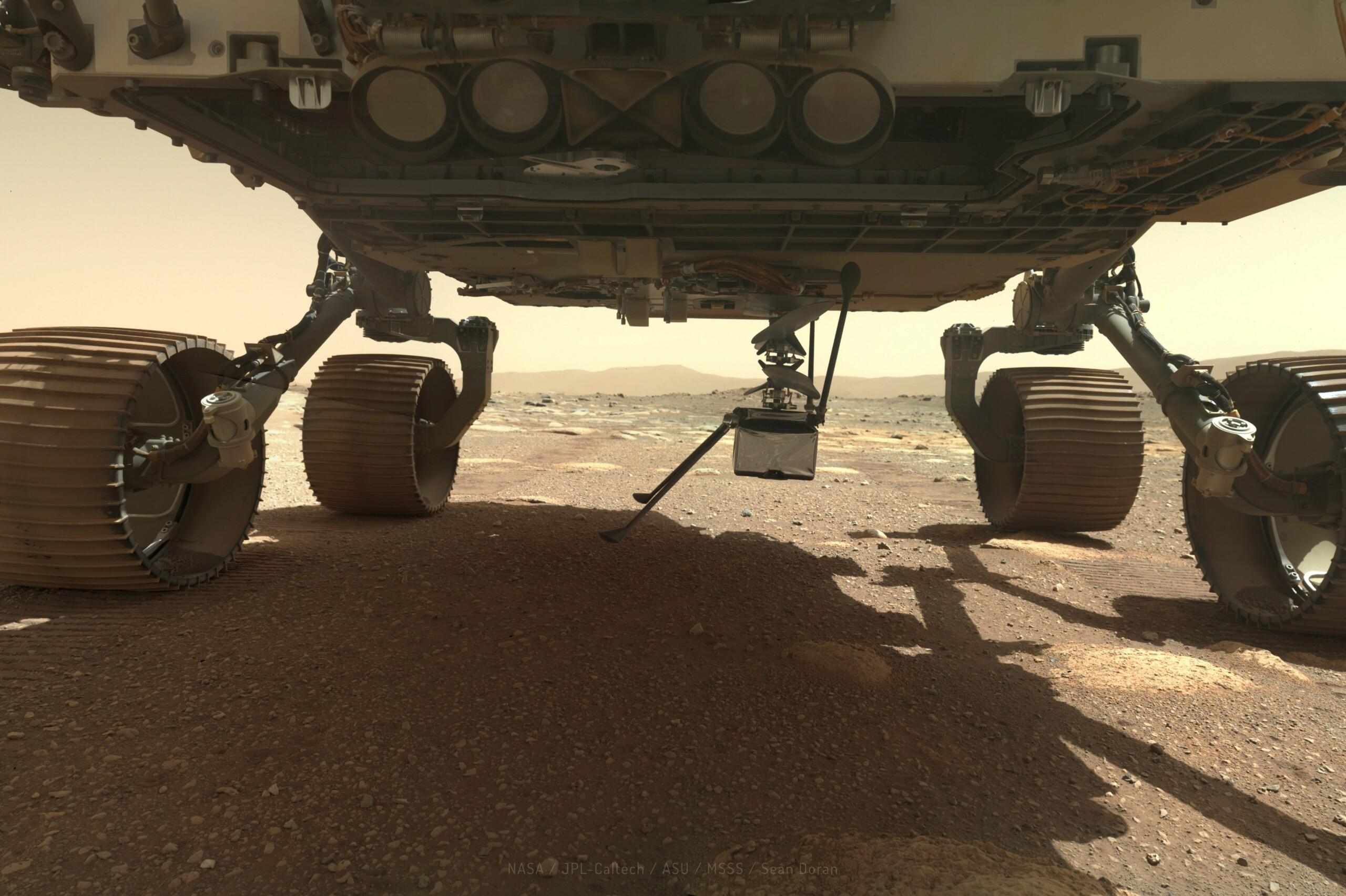 Mars 2020 (Perseverance) : exploration du cratère Jezero - Page 7 11870