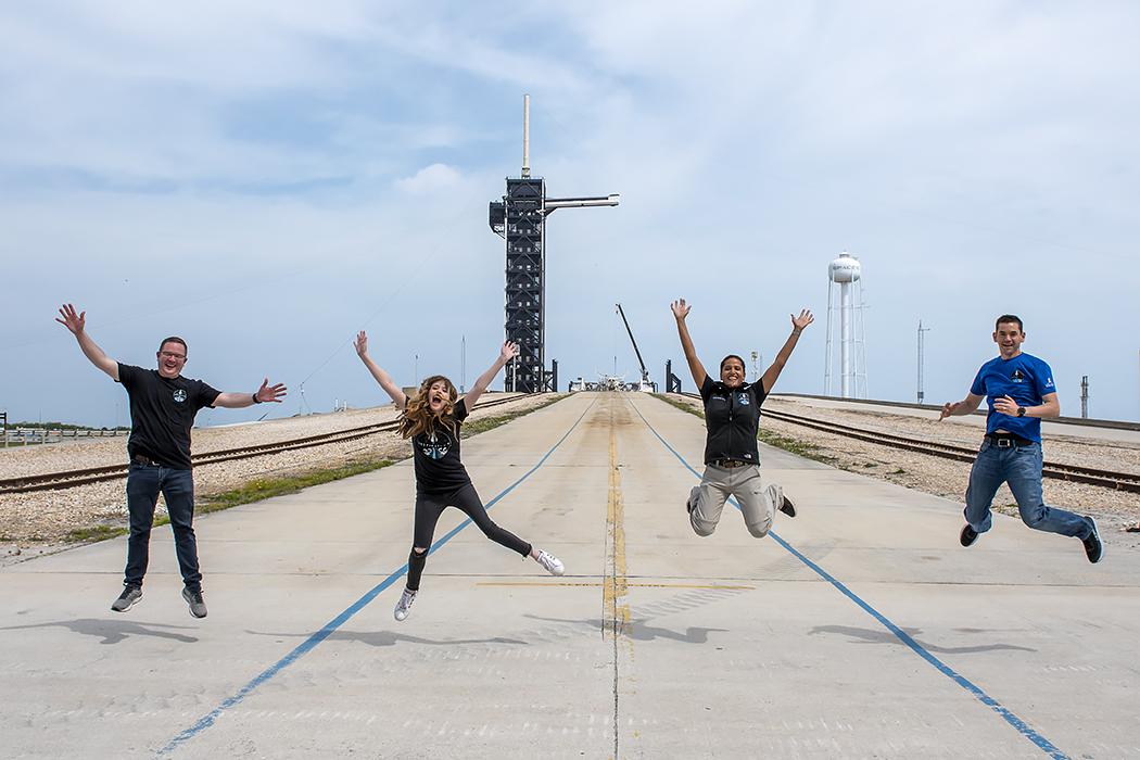 Falcon 9 (Inspiration4) - KSC - Septembre 2021 11874