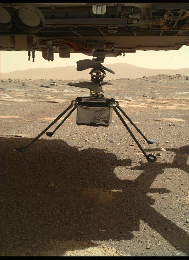 Mars 2020 (Perseverance) : exploration du cratère Jezero - Page 7 11877