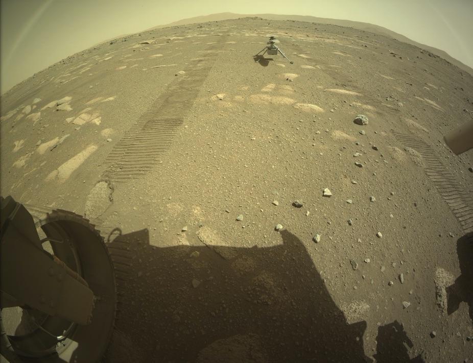 Mars 2020 (Perseverance) : exploration du cratère Jezero - Page 7 11886