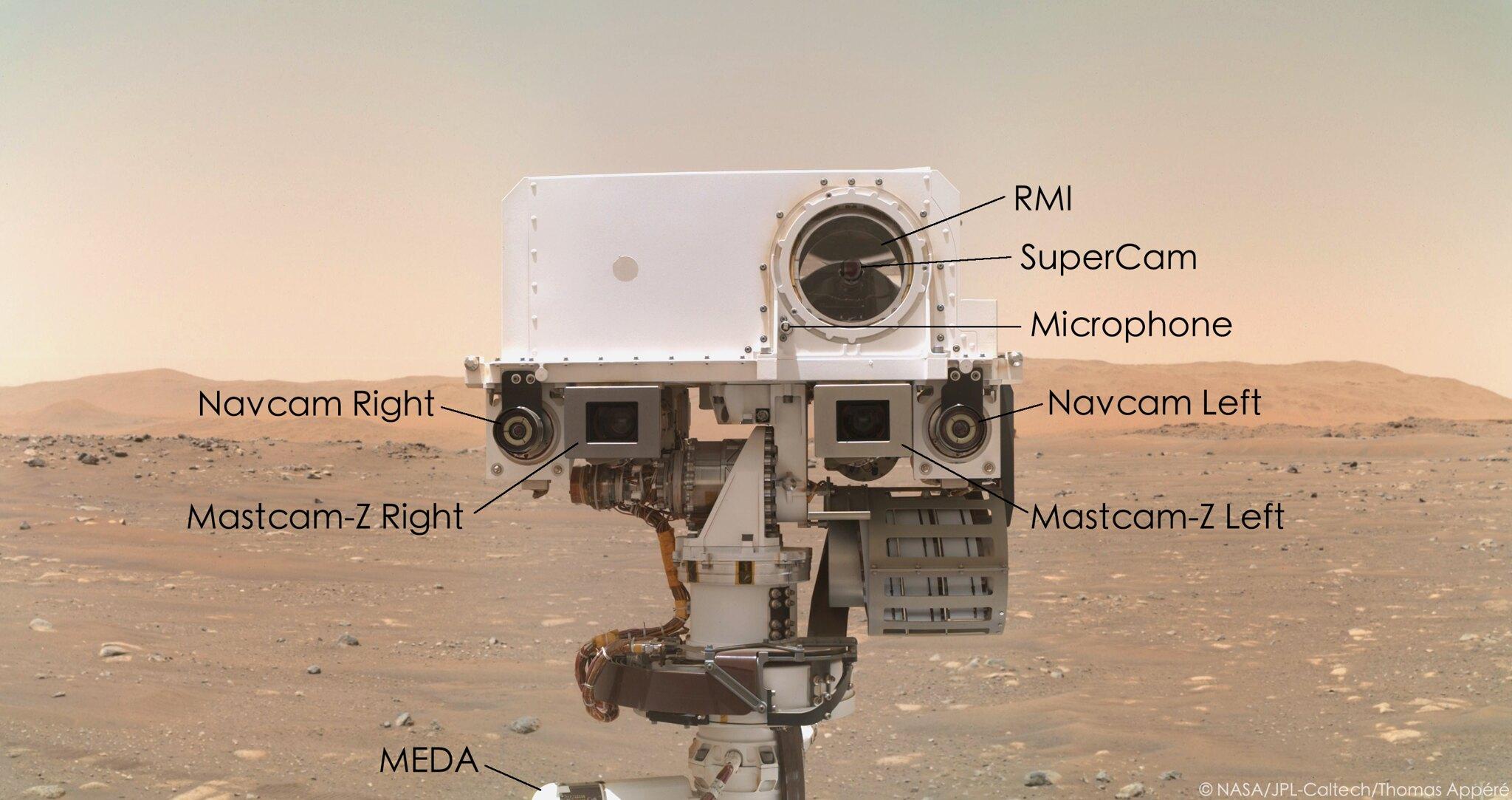 Mars 2020 (Perseverance) : exploration du cratère Jezero - Page 8 11890