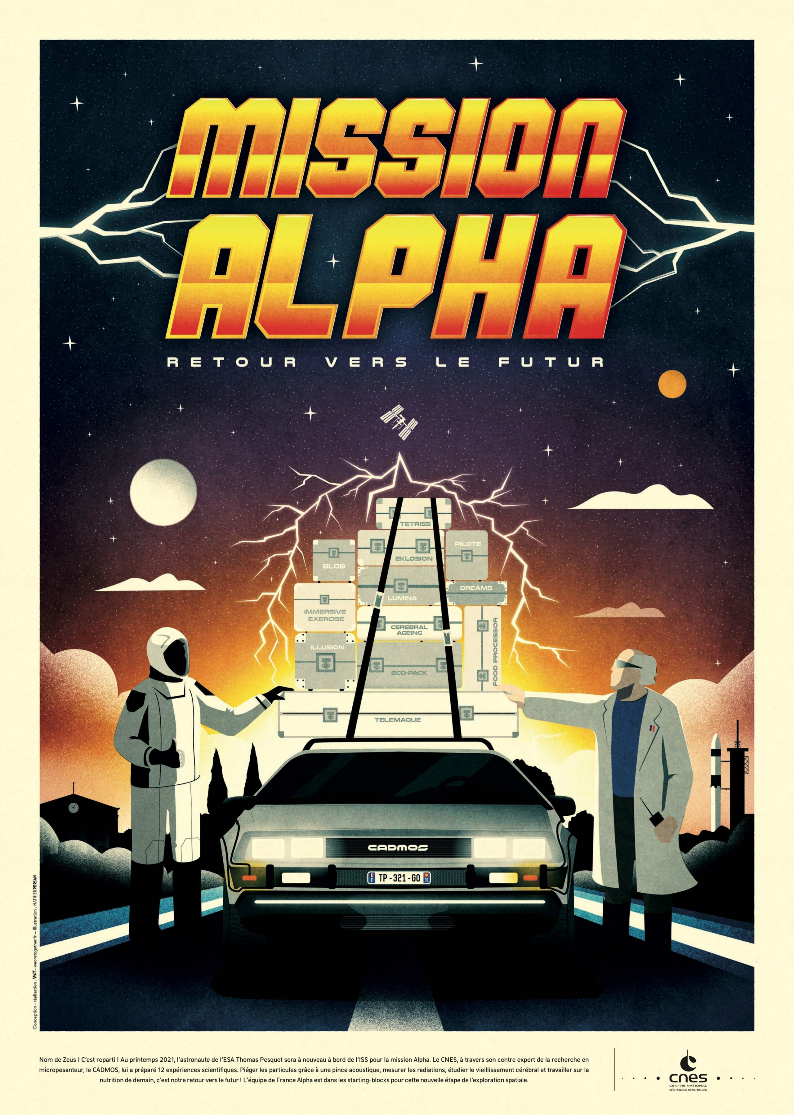 """Mission """"Alpha"""" de Thomas Pesquet (04-2021) - Page 4 11904"""
