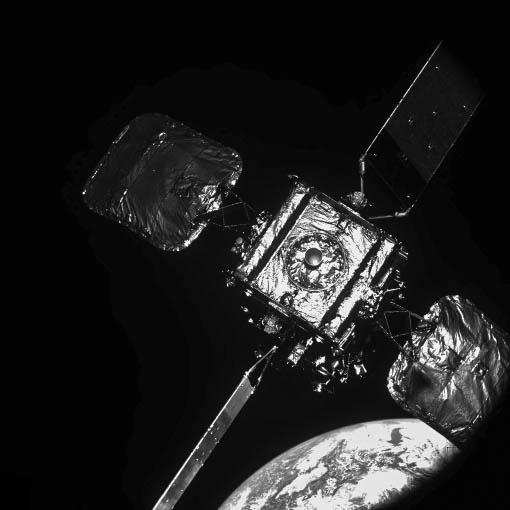 """Le """"remorqueur spatial"""" MEV-2 11908"""