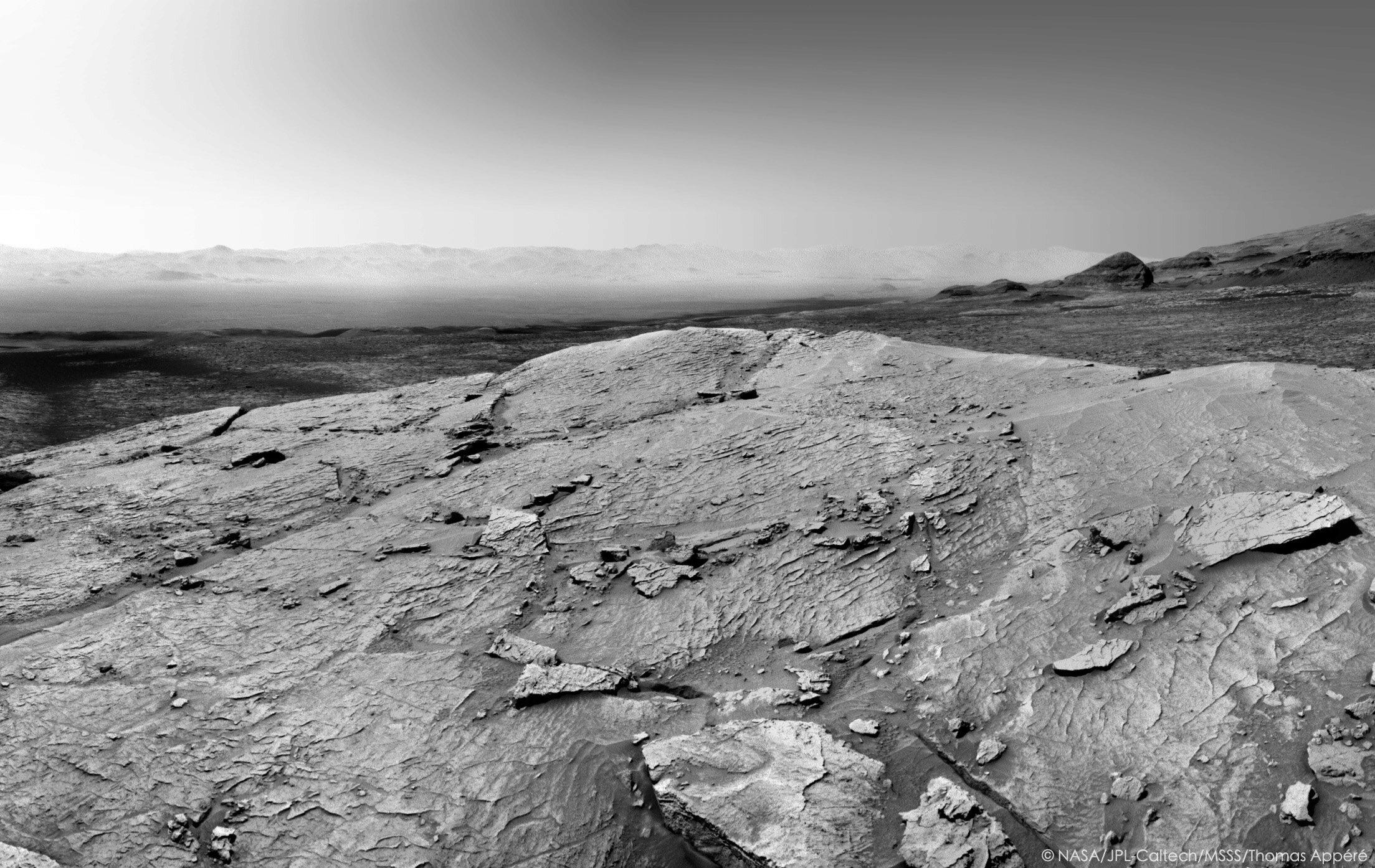 [Curiosity/MSL] L'exploration du cratère Gale (3/3) - Page 7 11909