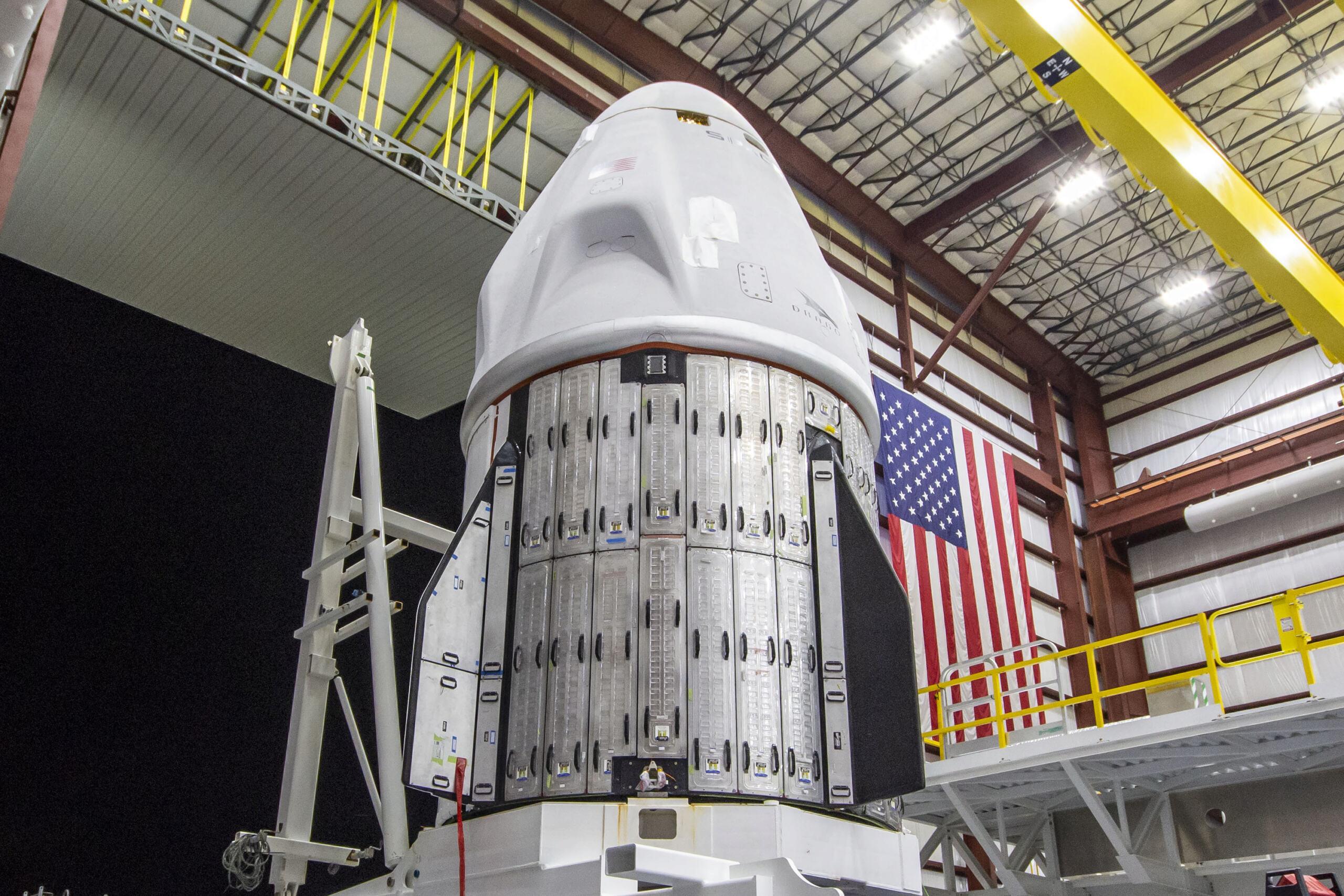 Falcon 9 (Crew Dragon USCV-2) - KSC - 23.4.2021 - Page 3 11910