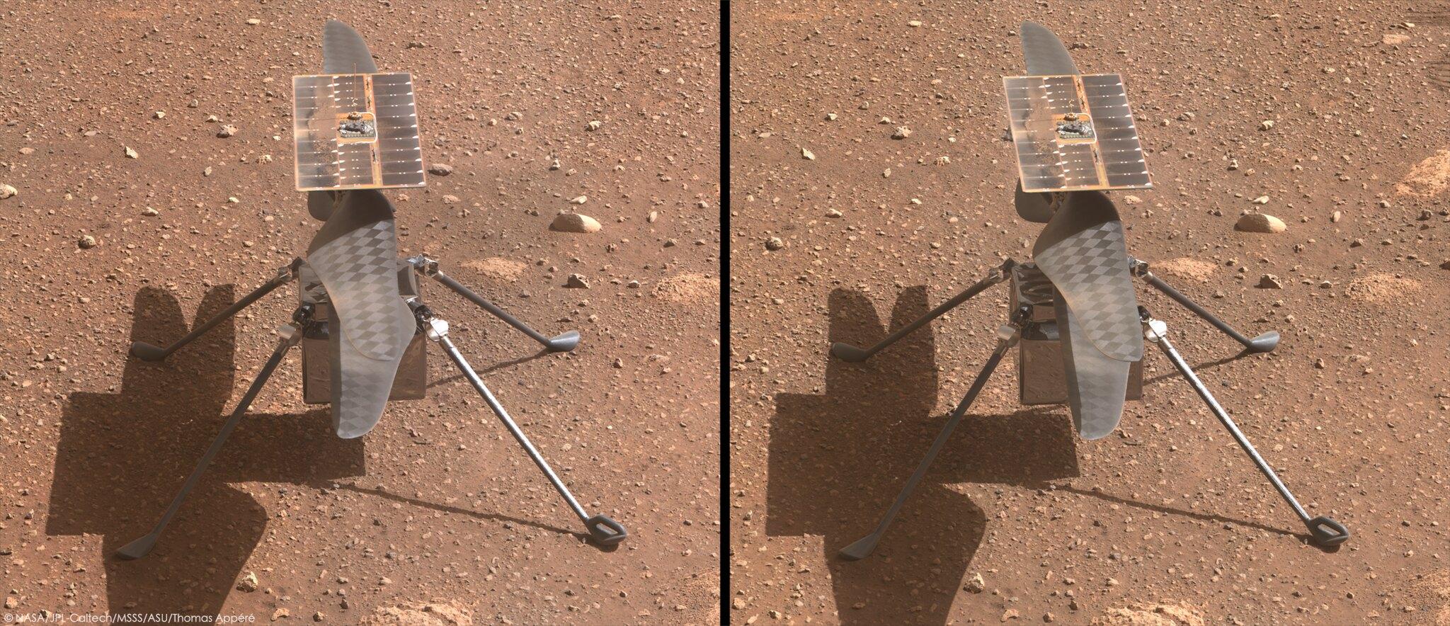 Mars 2020 (Perseverance) : exploration du cratère Jezero - Page 9 11915