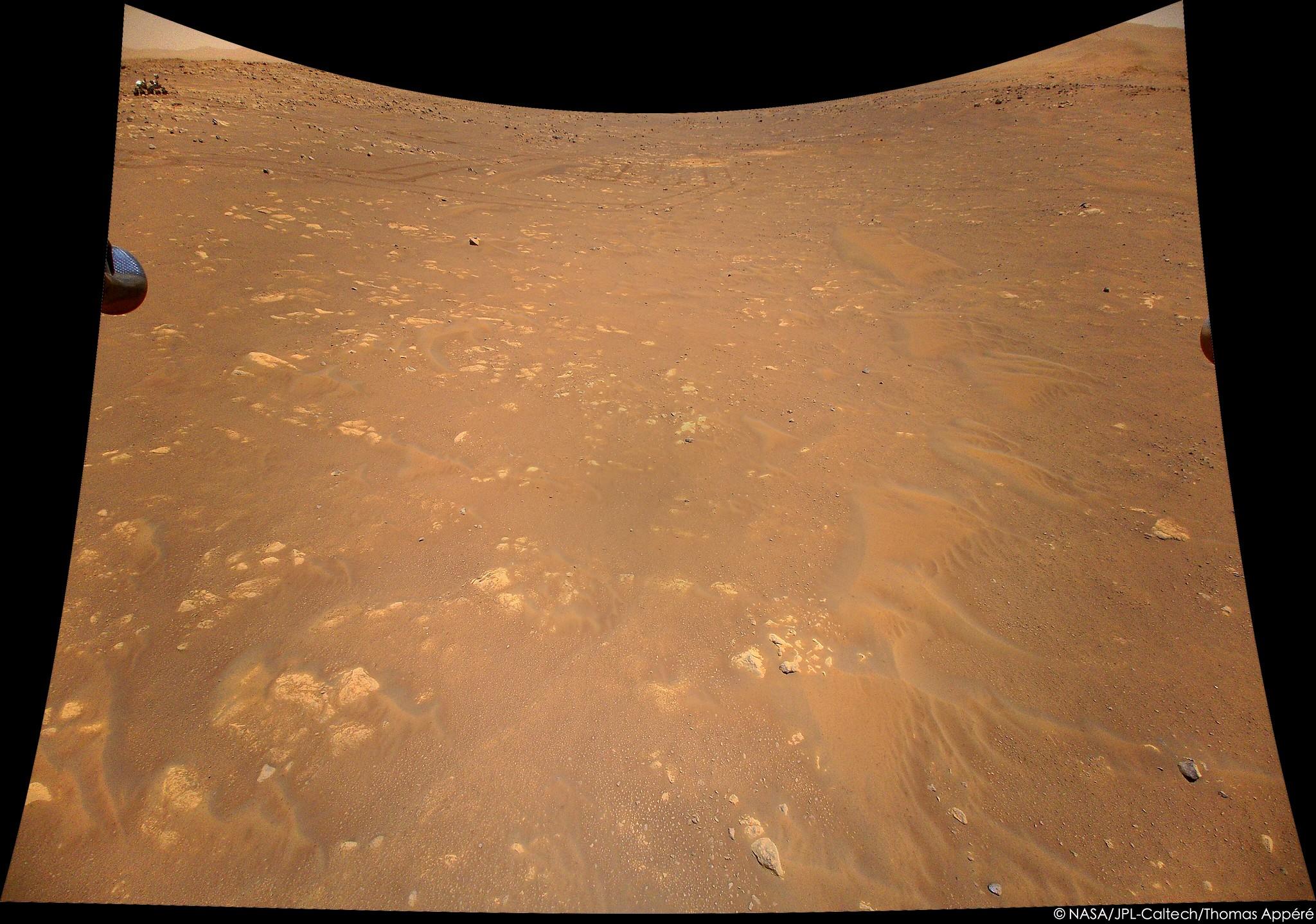 Mars 2020 (Perseverance - Ingenuity) : exploration du cratère Jezero - Page 15 11949