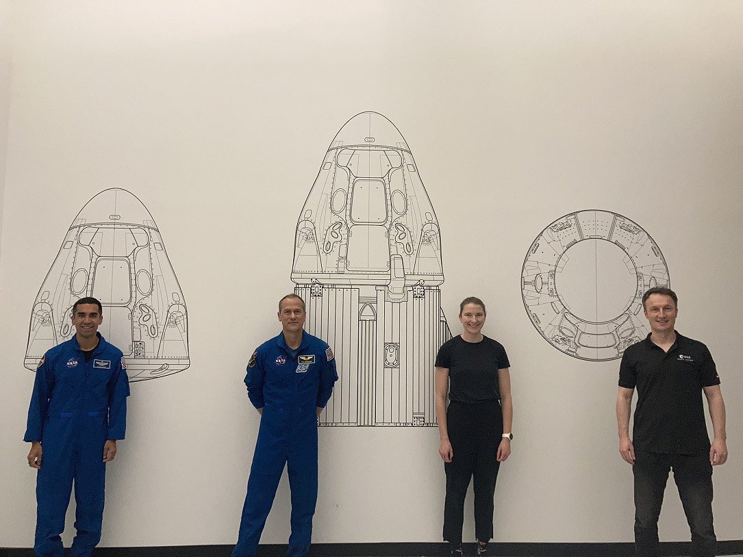 Falcon 9 (Crew Dragon USCV-3) - KSC - 23.10.2021 11960