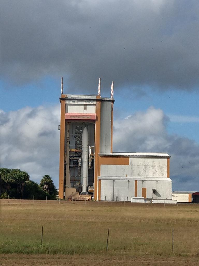 Ariane 5 ECA VA245 (BepiColombo) - 20.10.2018  - Page 2 1197