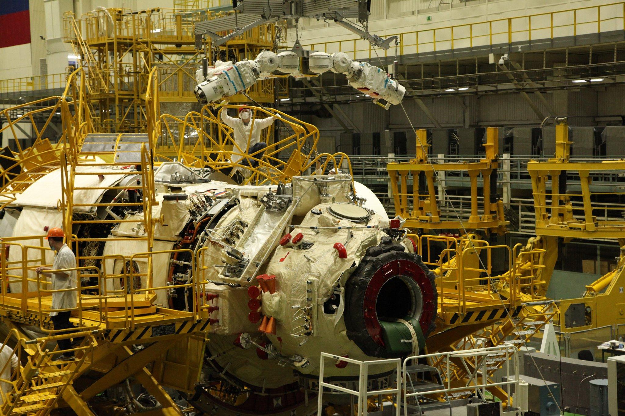 """Proton-M (MLM-U """"Nauka"""") - Baï - Mi-juillet 2021 - Page 10 11978"""
